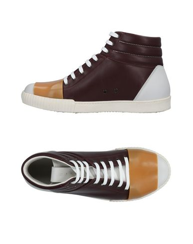 Zapatos Hombre con descuento Zapatillas Marni Hombre Zapatos - Zapatillas Marni - 11110001US Berenjena 32d438