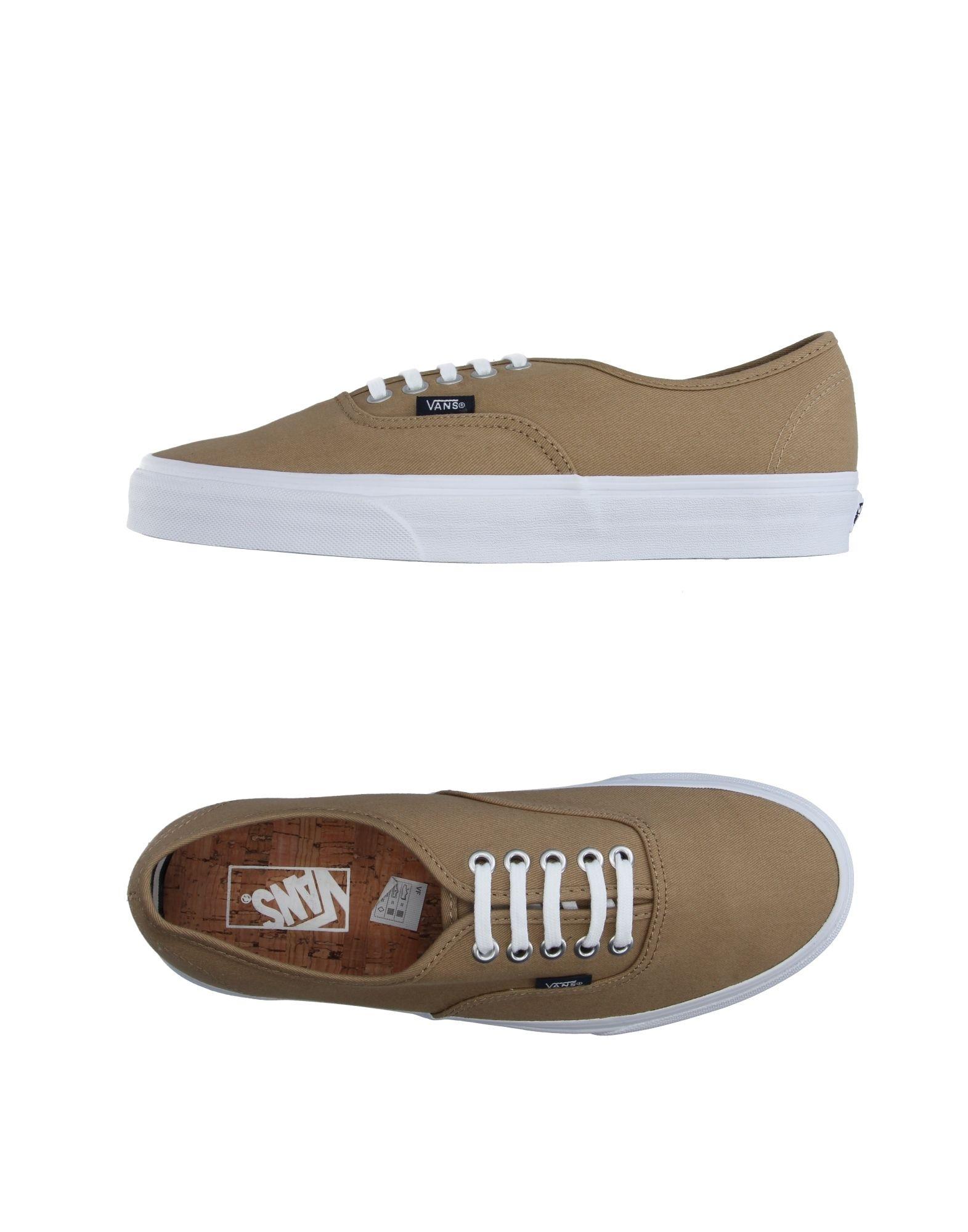 Moda Sneakers Vans Uomo - 11110006UI