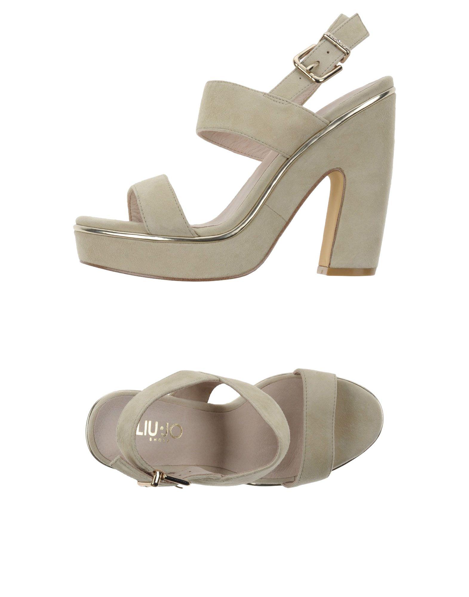 Liu •Jo Shoes Sandalen Damen Damen Sandalen  11110197WV Gute Qualität beliebte Schuhe 55214f