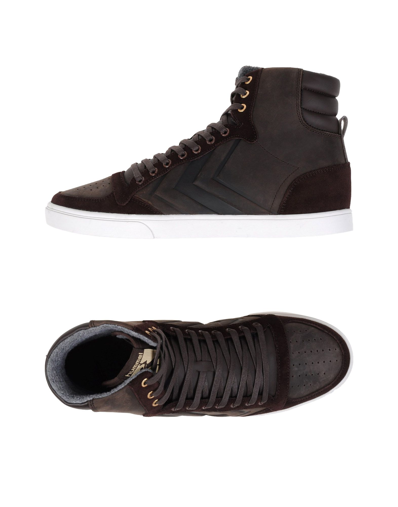 Sneakers Hummel Slimmer Stadil Mono Oiled High - Homme - Sneakers Hummel sur