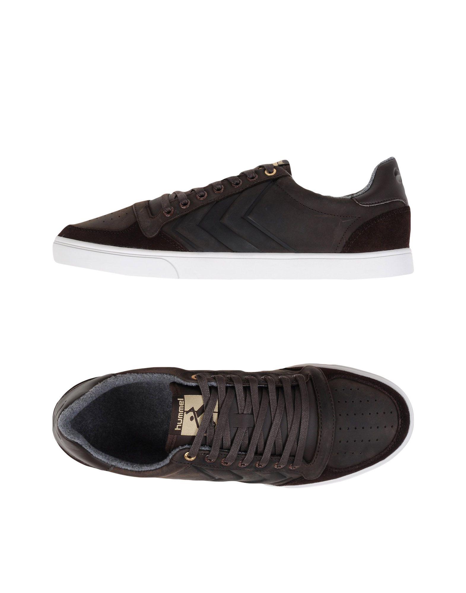 Rabatt echte Schuhe Hummel Slimmer Stadil Mono Oiled Low  11110371SJ