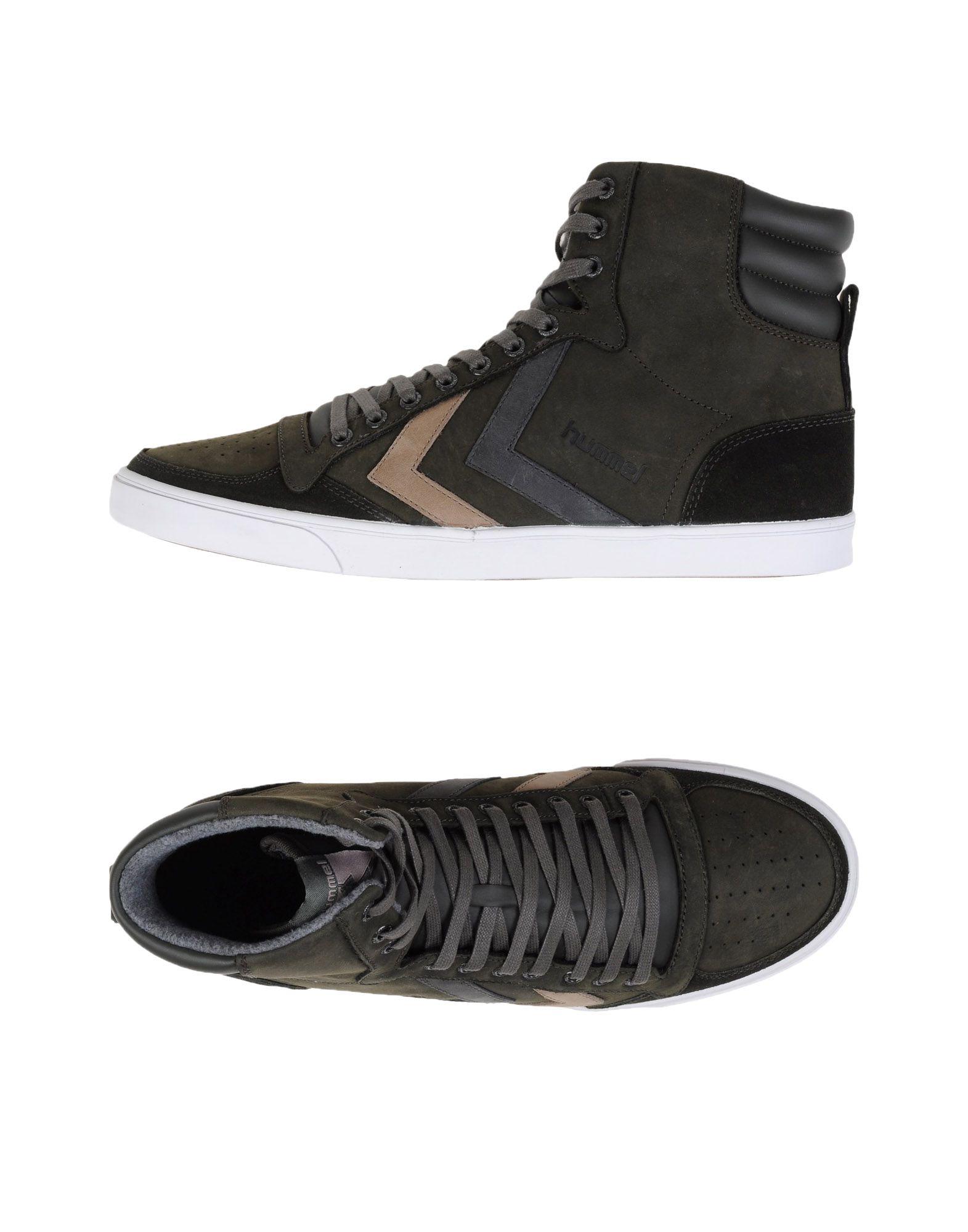 Rabatt echte Schuhe Hummel Slimmer Stadil Duo Oiled High  11110377EM
