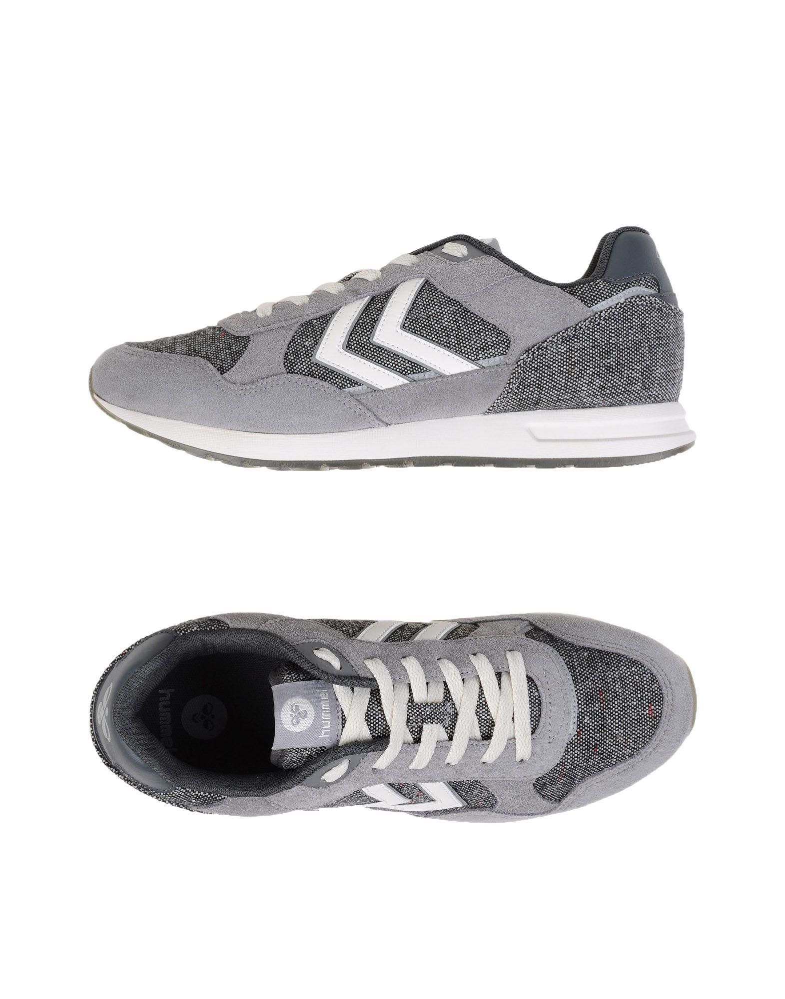 Sneakers Hummel Marathona Evo Woolen Sneaker - Uomo - 11110386CR