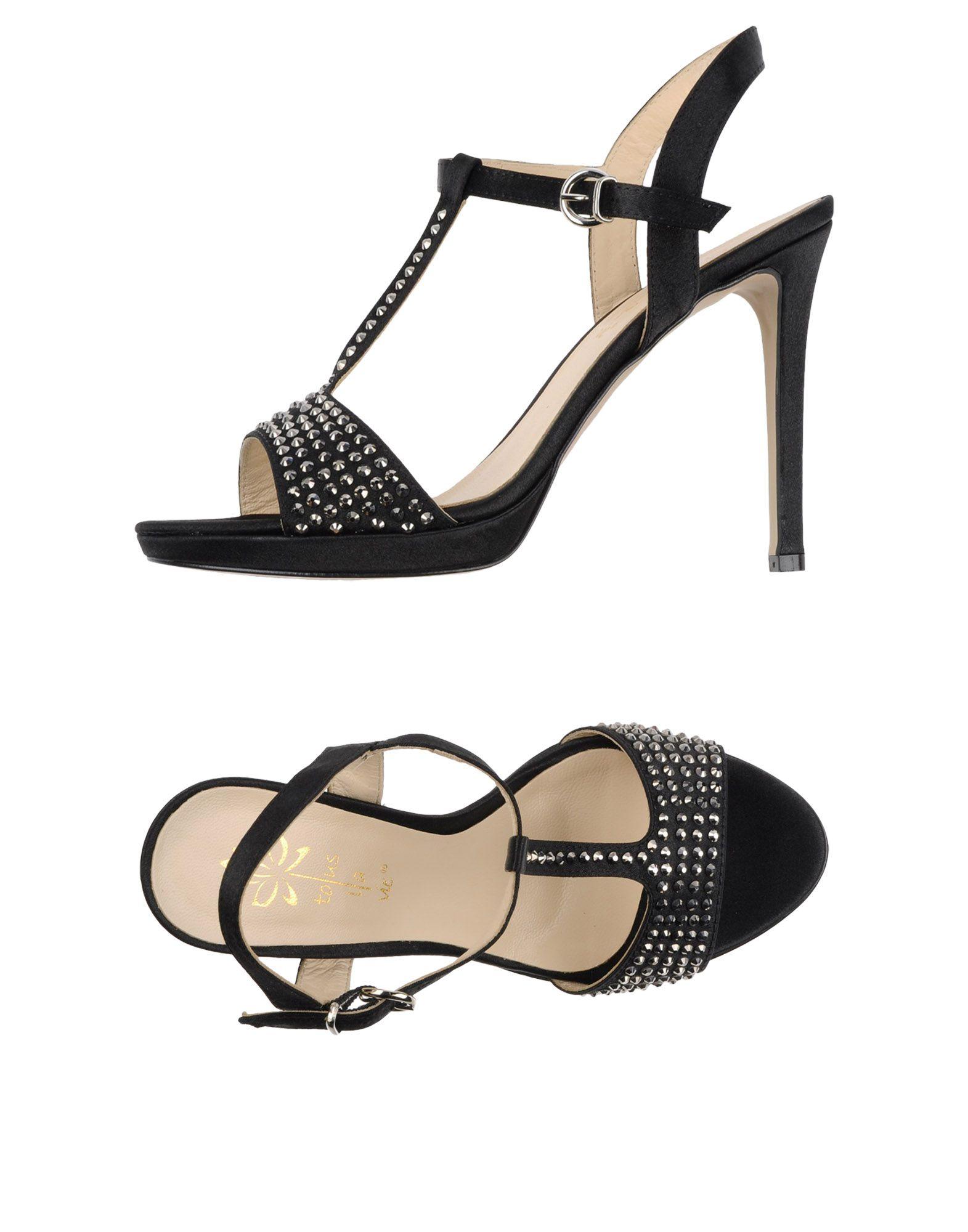 Stilvolle billige Schuhe Damen Tous La Víe Sandalen Damen Schuhe  11110408EH ae1dcb