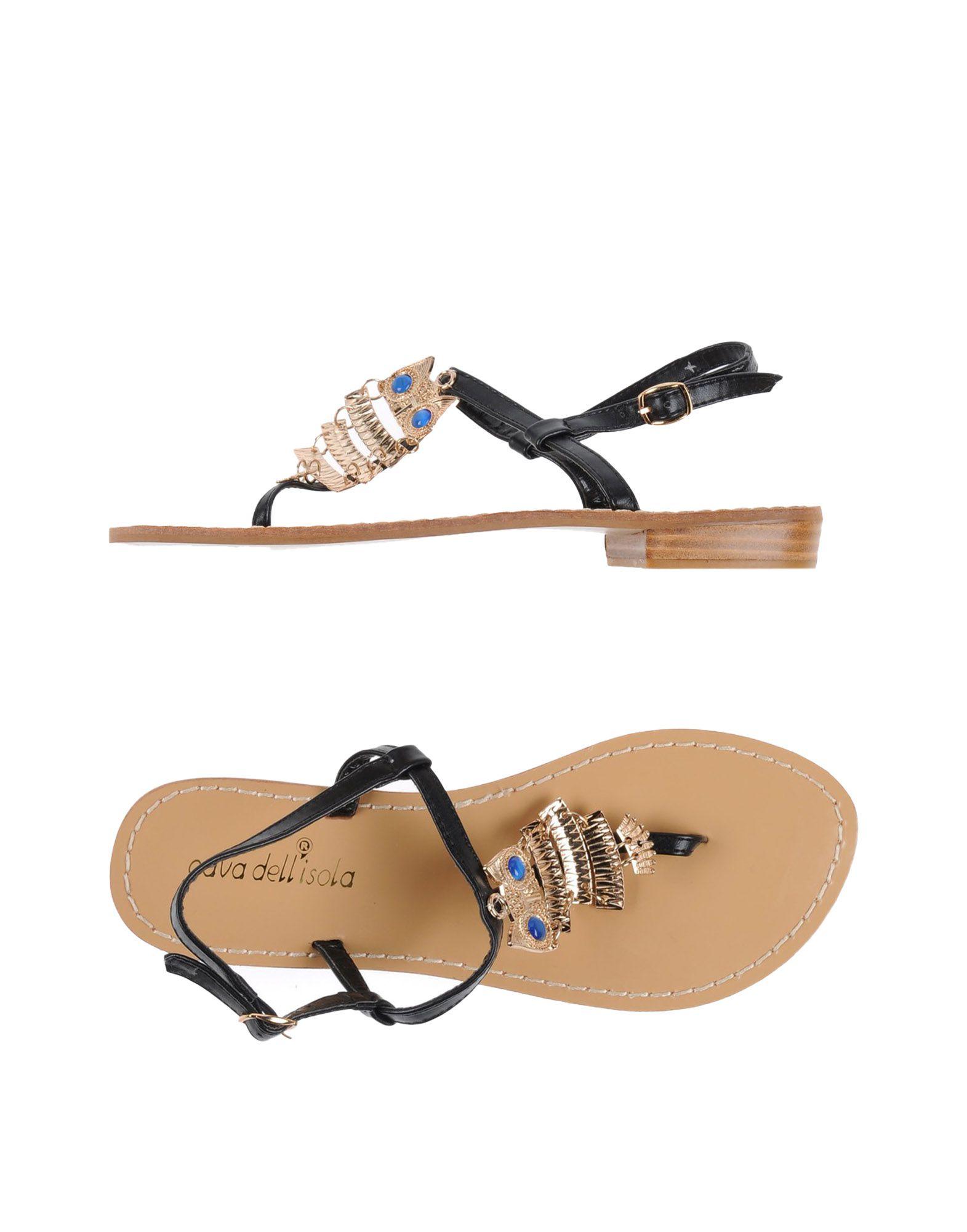 Cava Gute Dell'isola Dianetten Damen  11110424UJ Gute Cava Qualität beliebte Schuhe 374713
