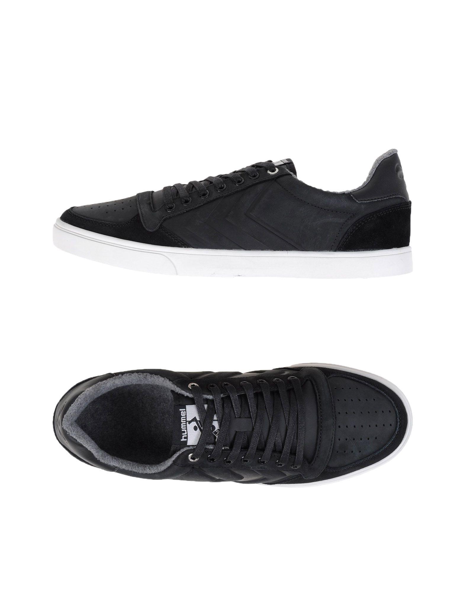 Sneakers Hummel Slimmer Stadil Mono Oiled Low - Uomo - 11110470VW