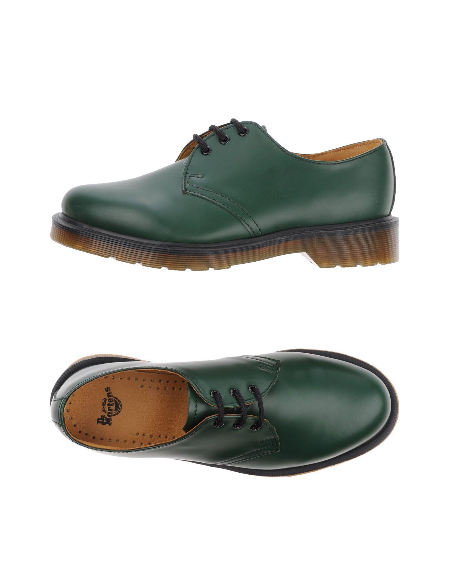 Los zapatos más populares para hombres y De mujeres Zapato De y Cordones Dr. Marts Mujer - Zapatos De Cordones Dr. Marts  Verde 8b9b7d