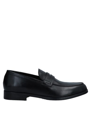 CAMPANILE Loafers in Black