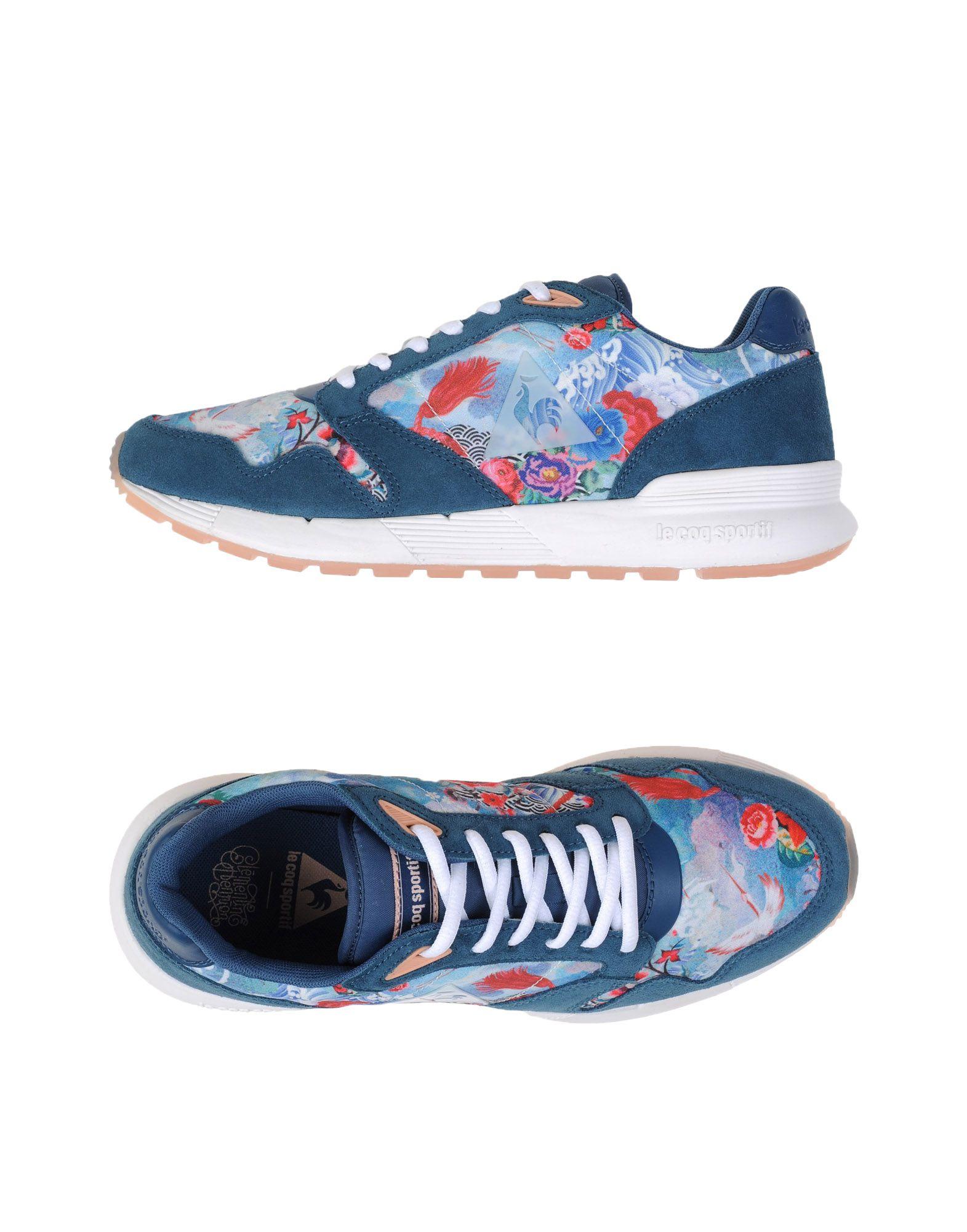 Le Coq Sportif Omega X W Qualität Patchwork 11110726LH Gute Qualität W beliebte Schuhe 210243