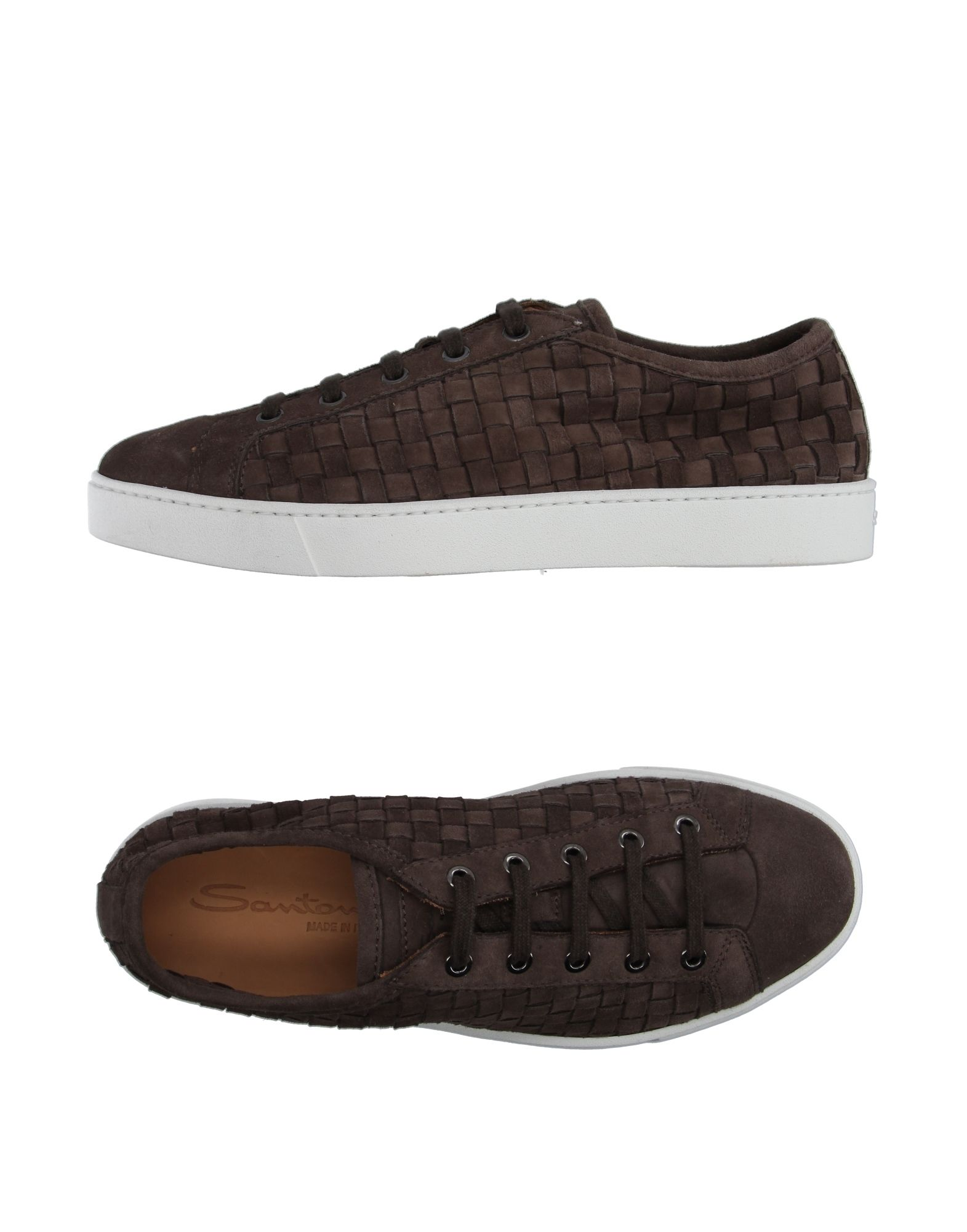 Moda Sneakers Santoni Uomo - 11110805XQ