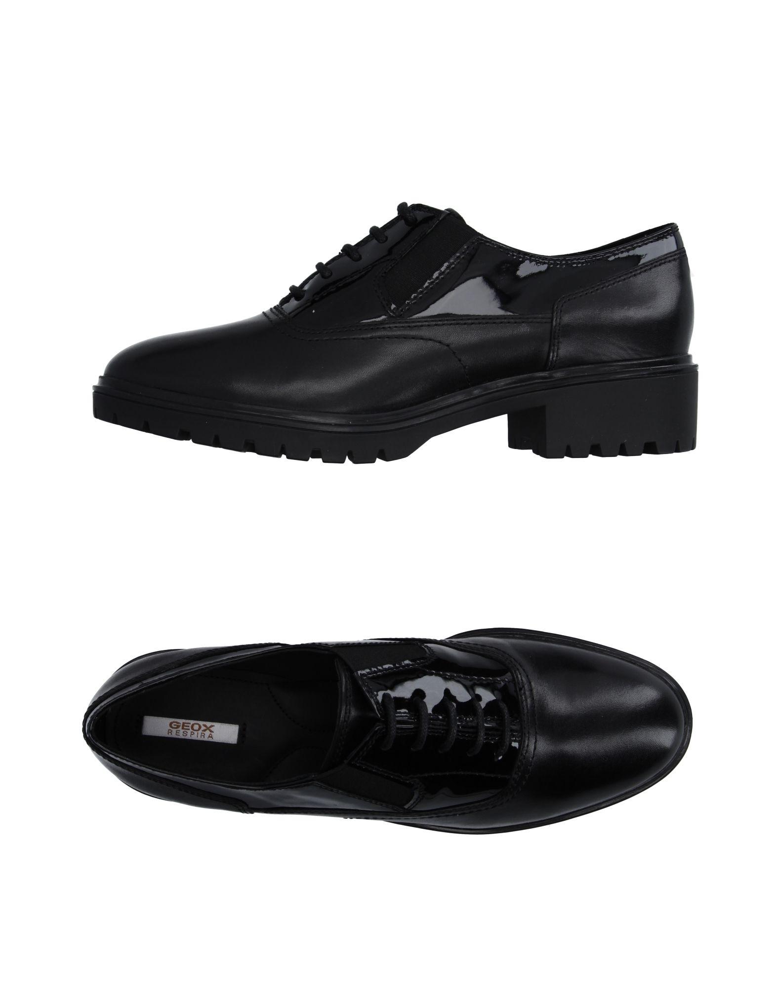 Geox Schnürschuhe Damen  11110900QJ Gute Qualität beliebte Schuhe