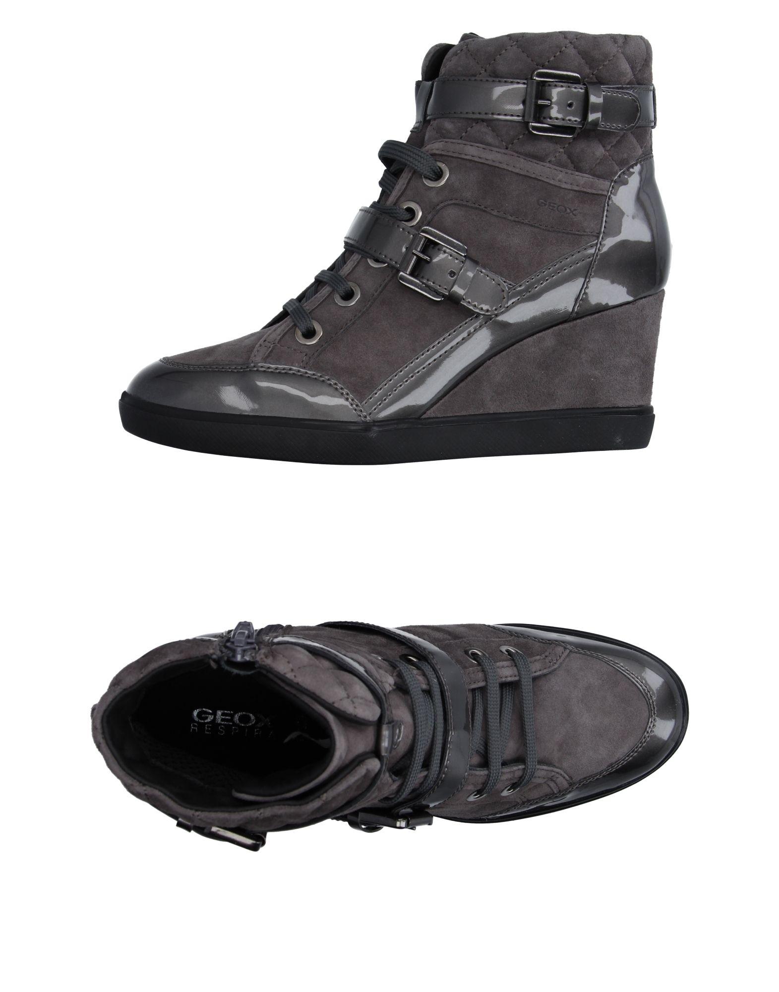 Geox Sneakers Damen Damen Sneakers  11110936BK f52c7f