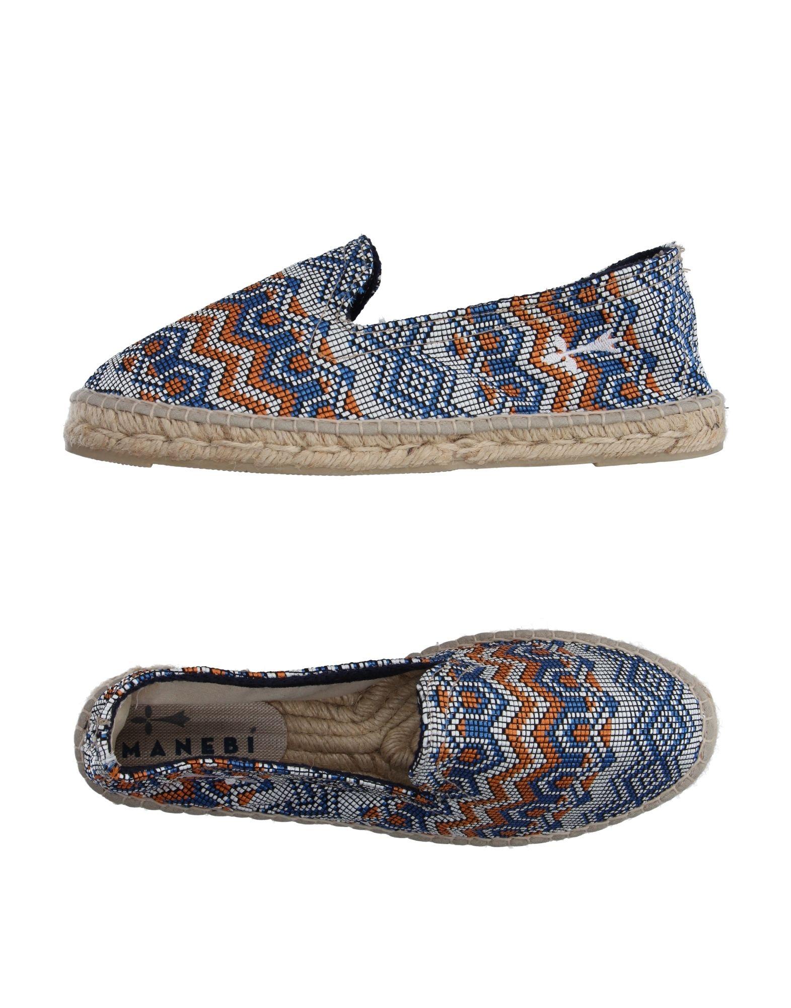 Manebí Schuhe Espadrilles Damen 11111258EJ Gute Qualität beliebte Schuhe Manebí 3b6f69