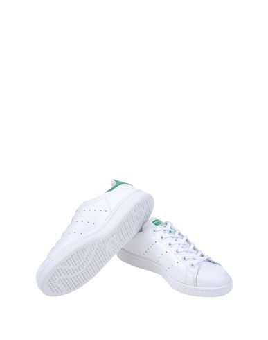 Adidas Originals Stan Smith J Joggesko kjøpe billig bestselger 06iRIAZrLi