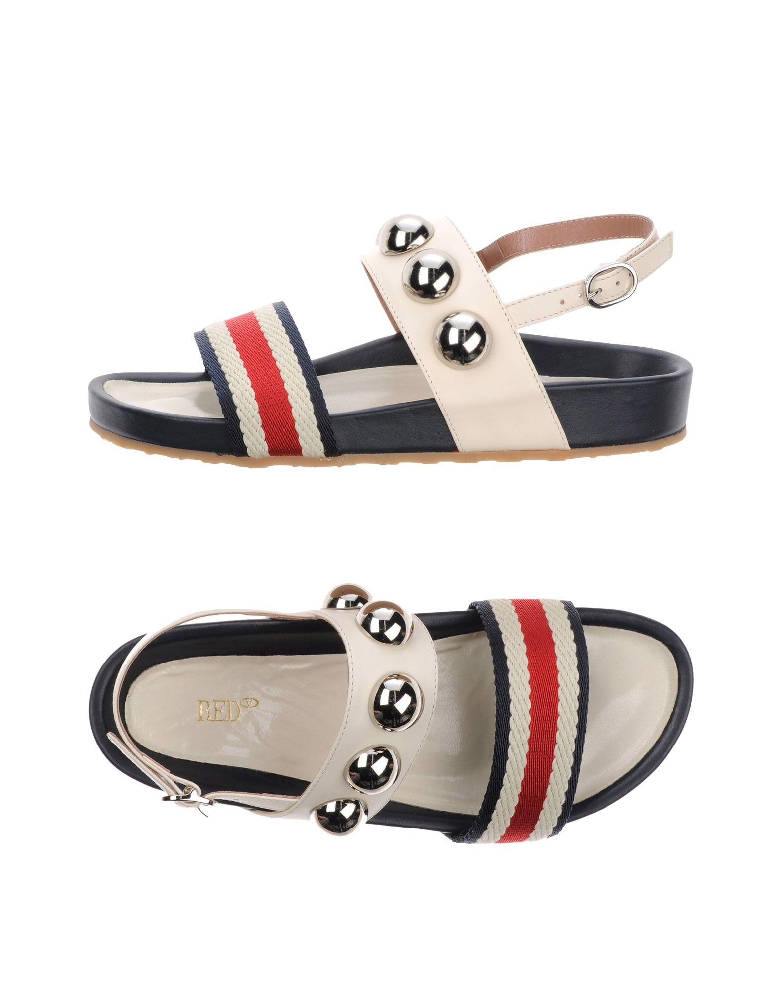 Gut um billige Schuhe zu tragenRed(V) Sandalen Damen  11111715WX