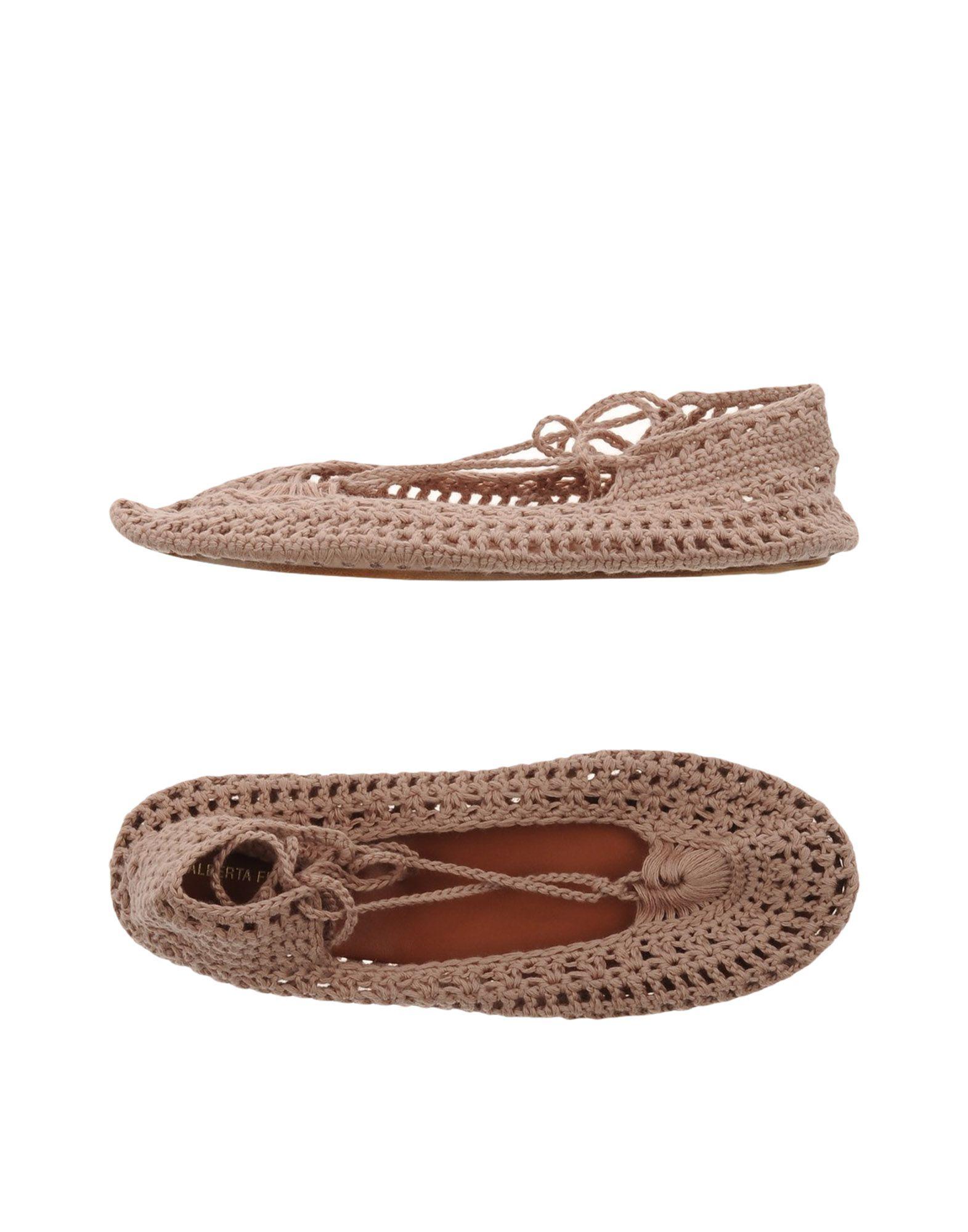Alberta Ferretti Ballerinas Damen  11111785NRGut aussehende strapazierfähige Schuhe