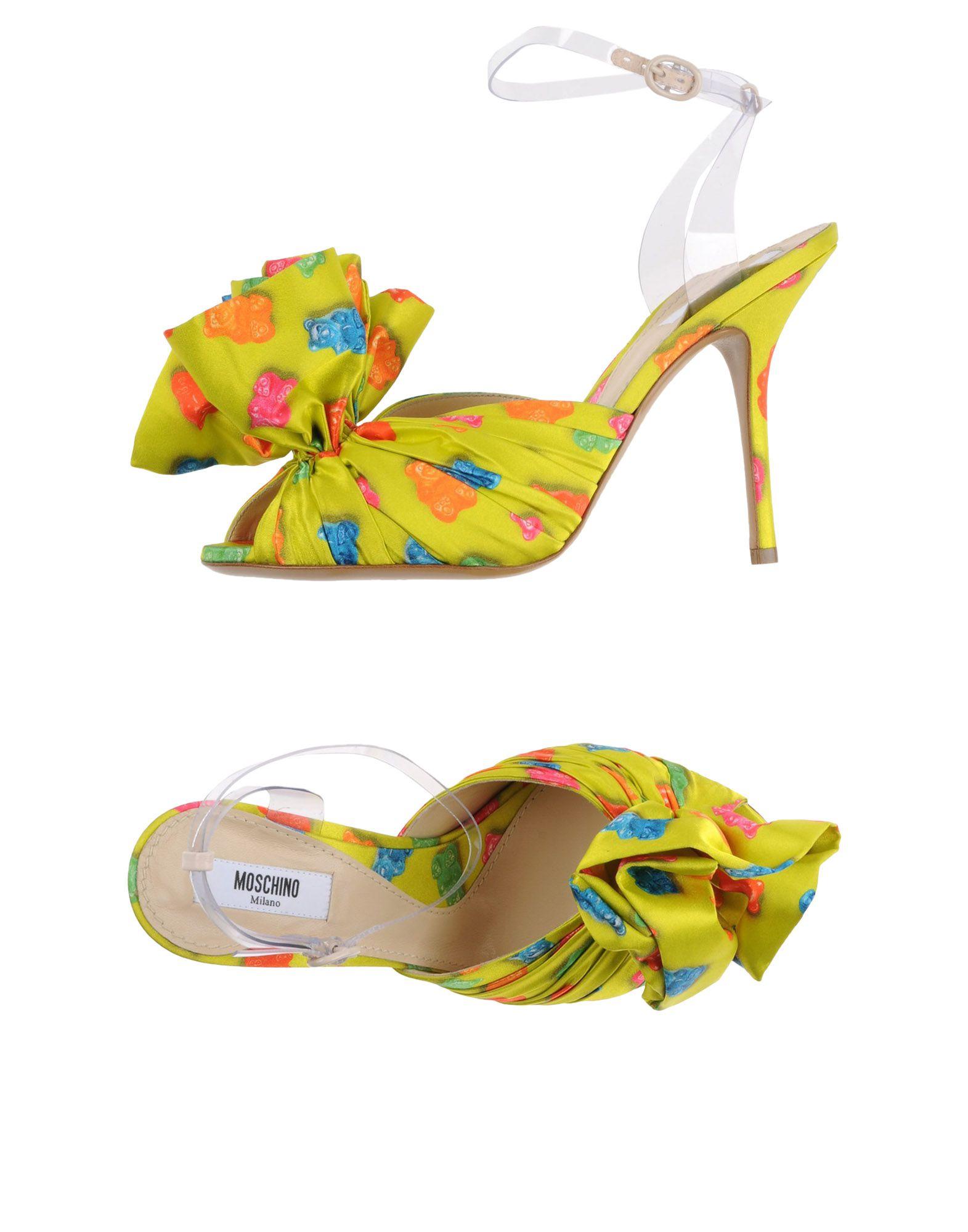 Moda Sandali Moschino Donna - 11111860BI