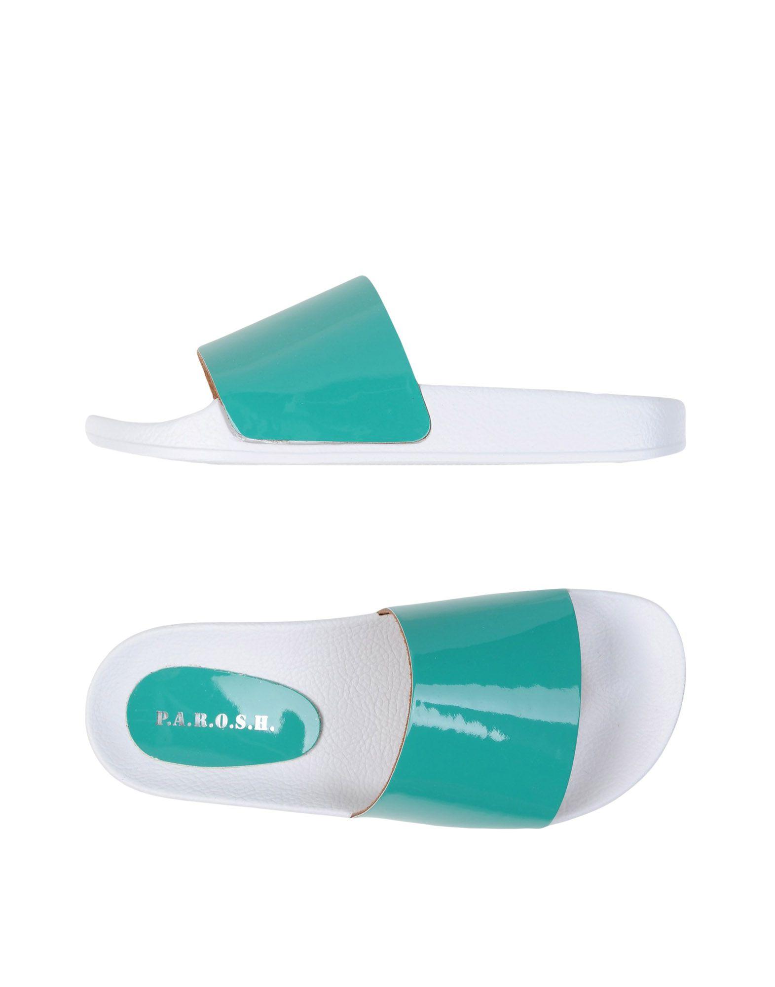 P.A.R.O.S.H. Sandalen Damen  11111868IH Gute Qualität beliebte Schuhe Schuhe Schuhe b72a8d