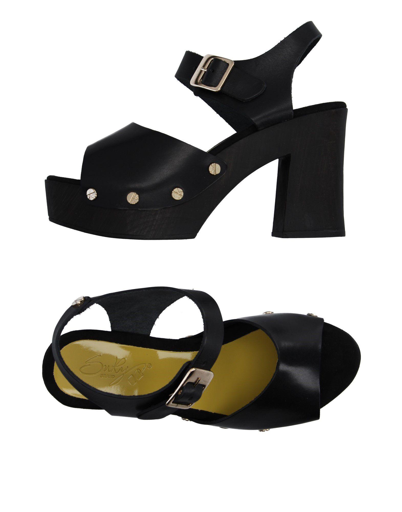 Suky Sandalen Damen  11112172CG Gute Qualität beliebte Schuhe