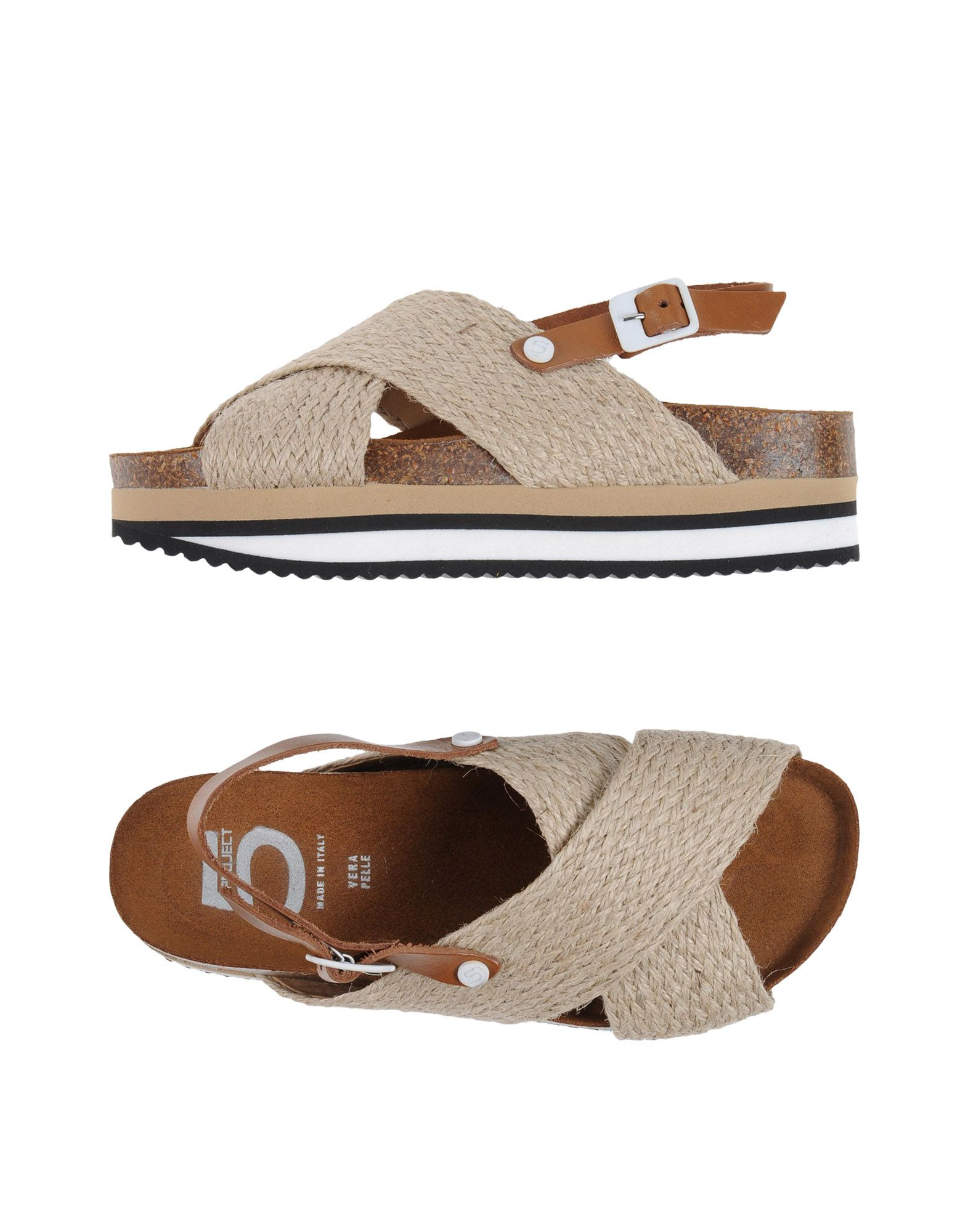 Sandales 5 Pro Ject Femme - Sandales 5 Pro Ject sur