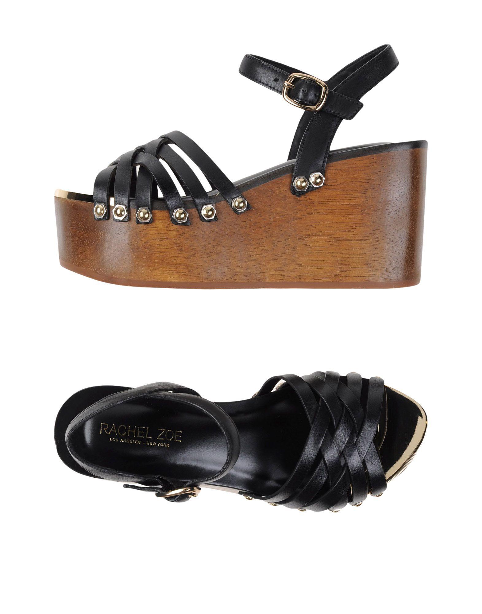 Rachel Zoe Sandalen Damen  11112276GM Gute Qualität beliebte Schuhe