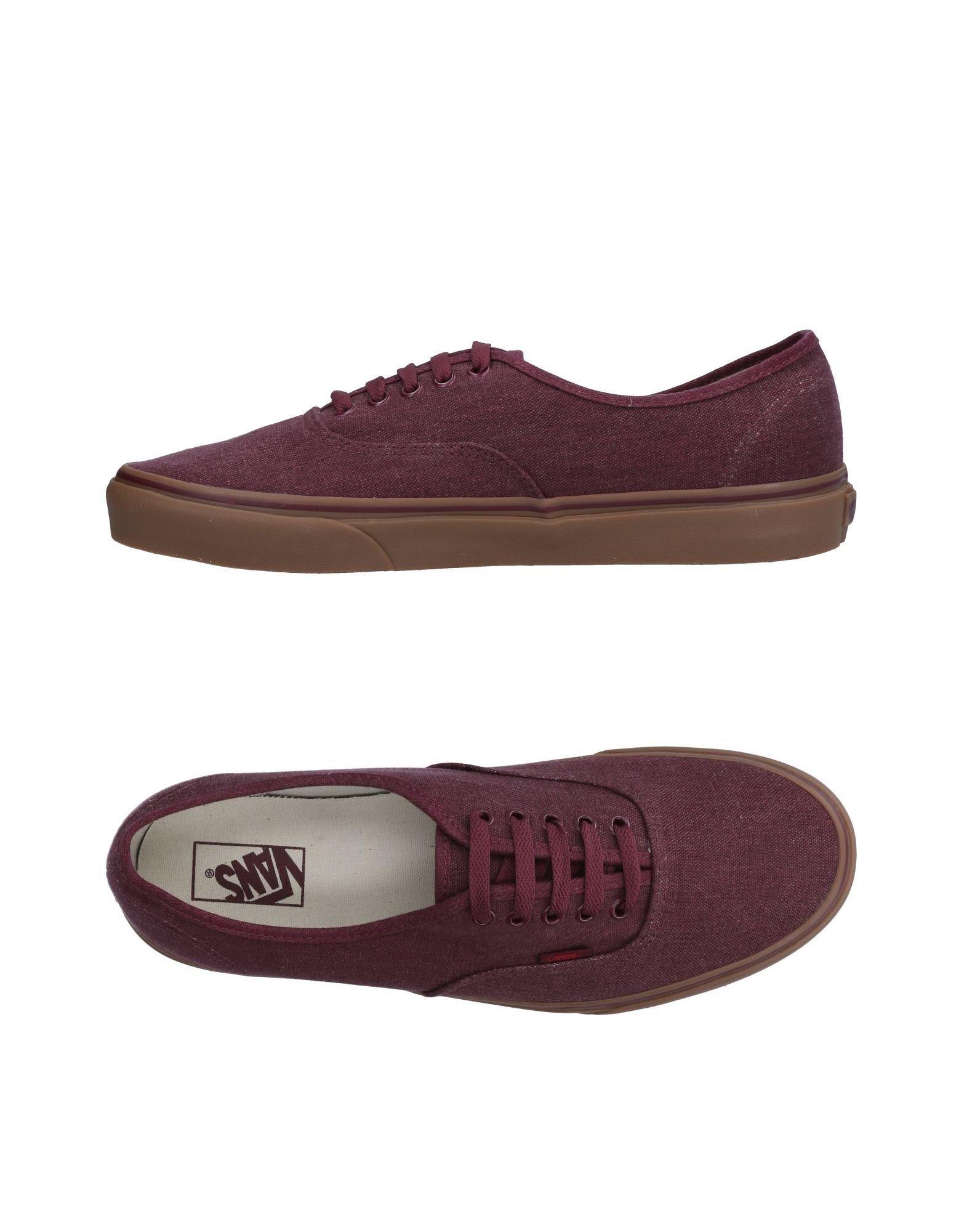 Rabatt echte Schuhe Vans Sneakers Herren  11112488NX