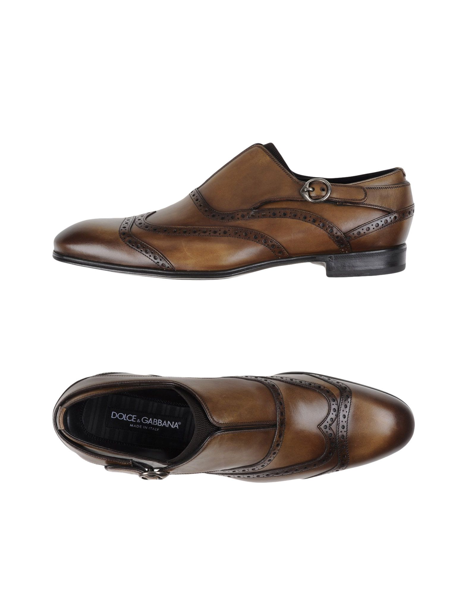 Dolce & Gabbana Mokassins Herren  11112778AU Gute Qualität beliebte Schuhe