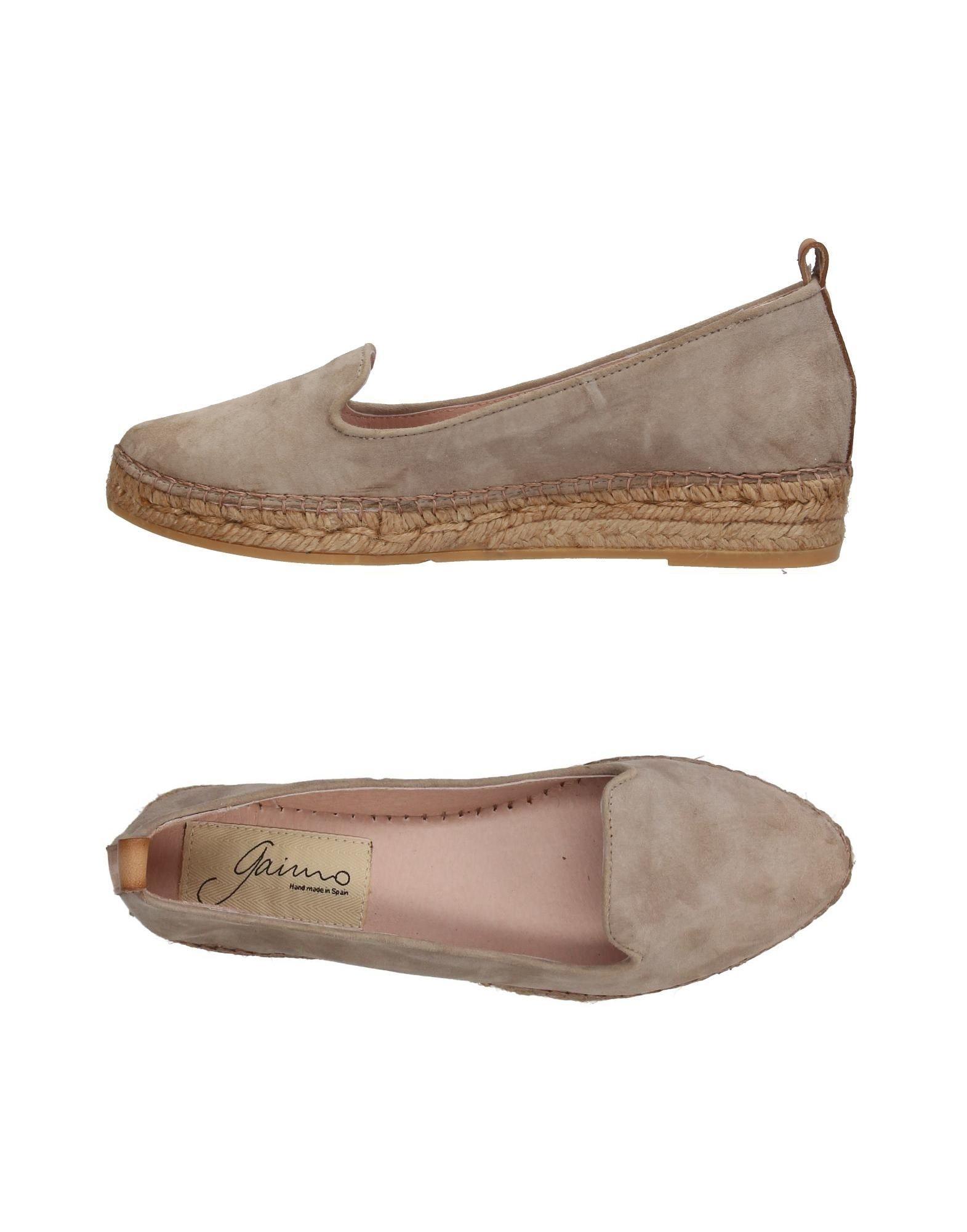 Günstige und modische Schuhe Gaimo Espadrilles Damen  11112856DI
