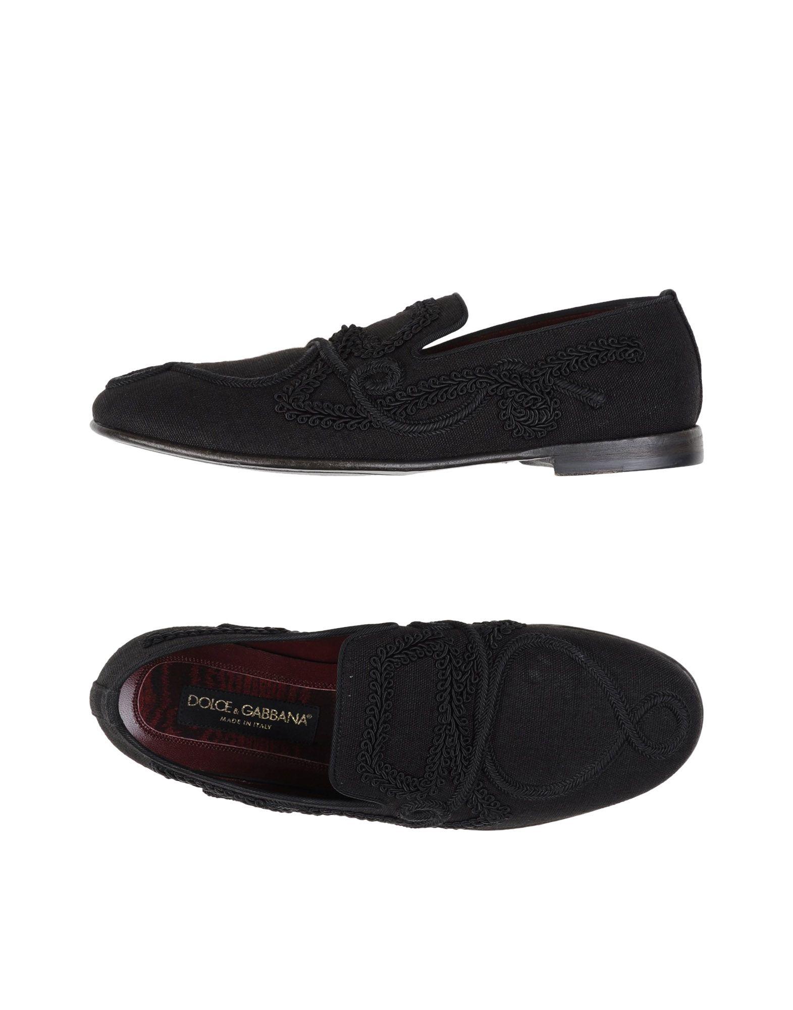 Dolce  & Gabbana Mokassins Herren  Dolce 11112915LT Gute Qualität beliebte Schuhe 78a432