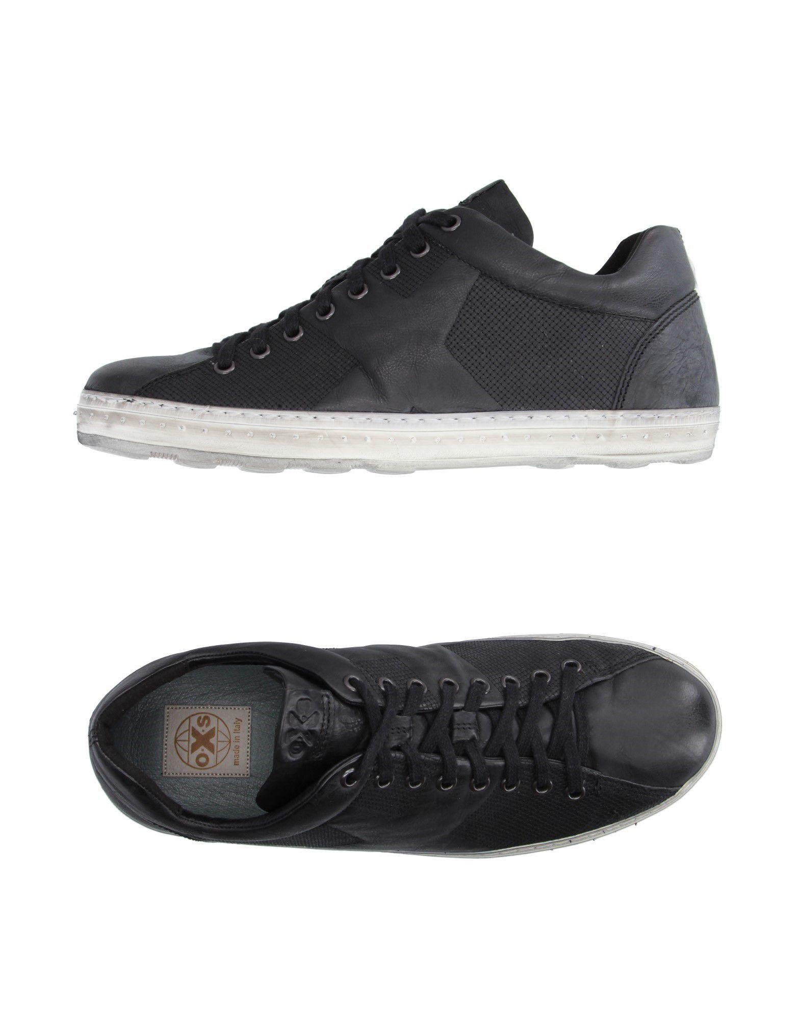 Haltbare Mode billige Schuhe O.X.S. Sneakers Herren  11113066ST Heiße Schuhe