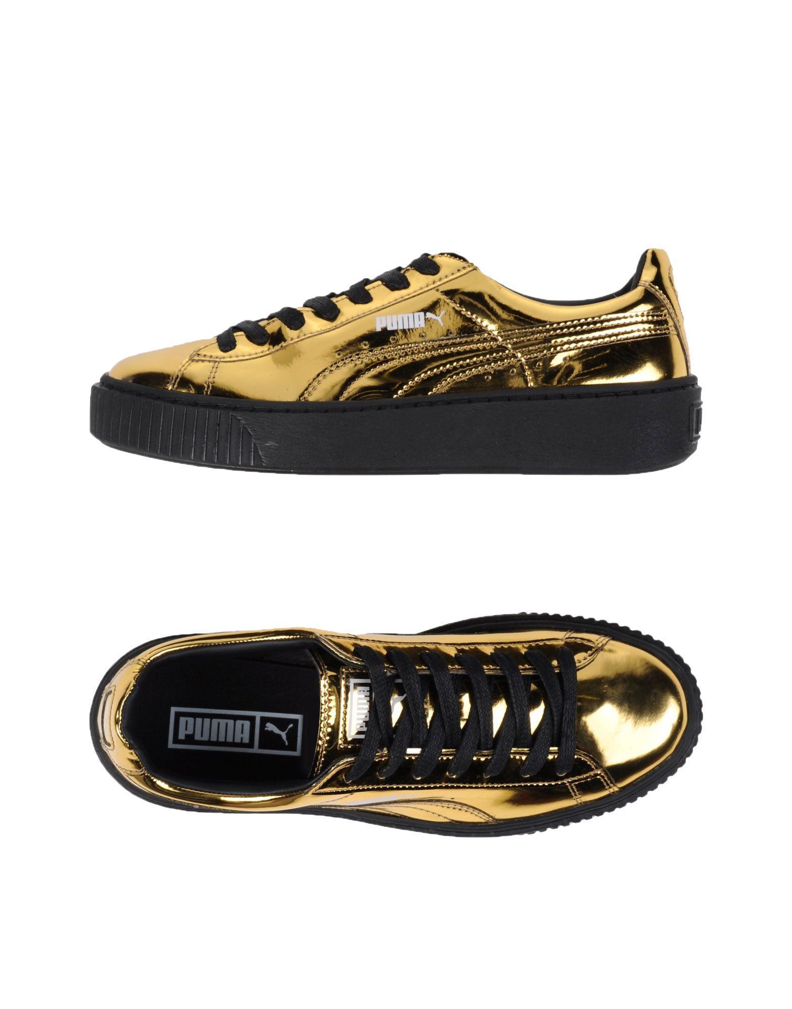 Gut um Basket billige Schuhe zu tragenPuma Basket um Platform Metallic  11113500UQ 3b1d8d