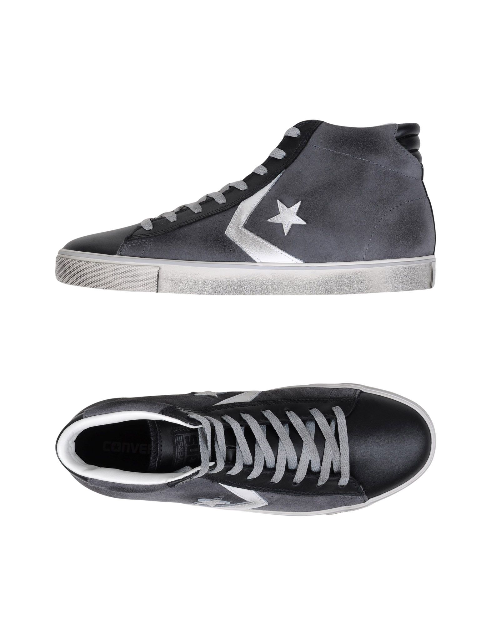 Sneakers Converse Cons Pro Leather Vulc Mid Suede/Lea - Uomo - 11114020FO