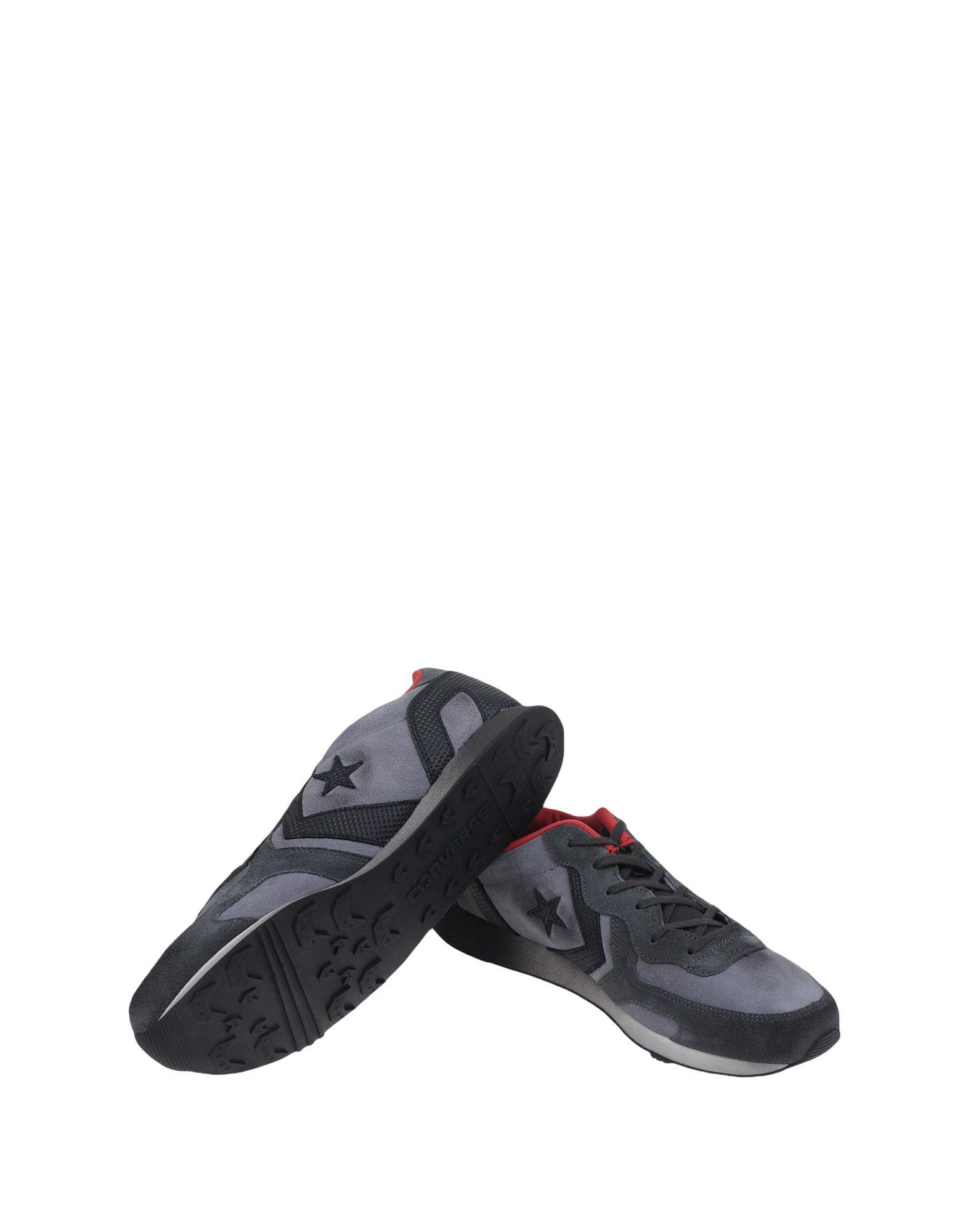 Rabatt echte Schuhe Suede Converse Cons Auckland Racer Ox Suede Schuhe  11114107XD 2a5eeb