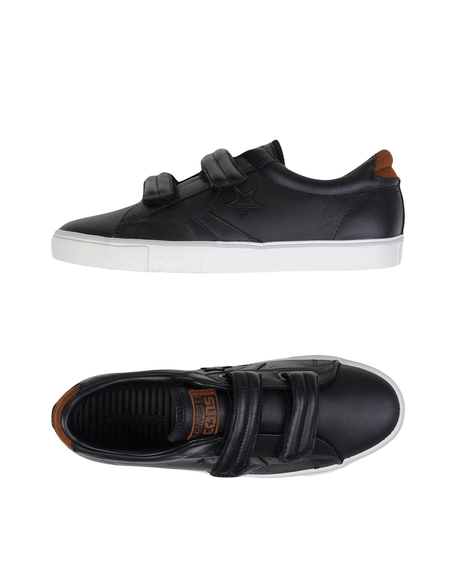 Scarpe da Ginnastica Converse Cons Leather Pro Leather Vulc Strap Leather Cons - Uomo - 11114117RB 26c109