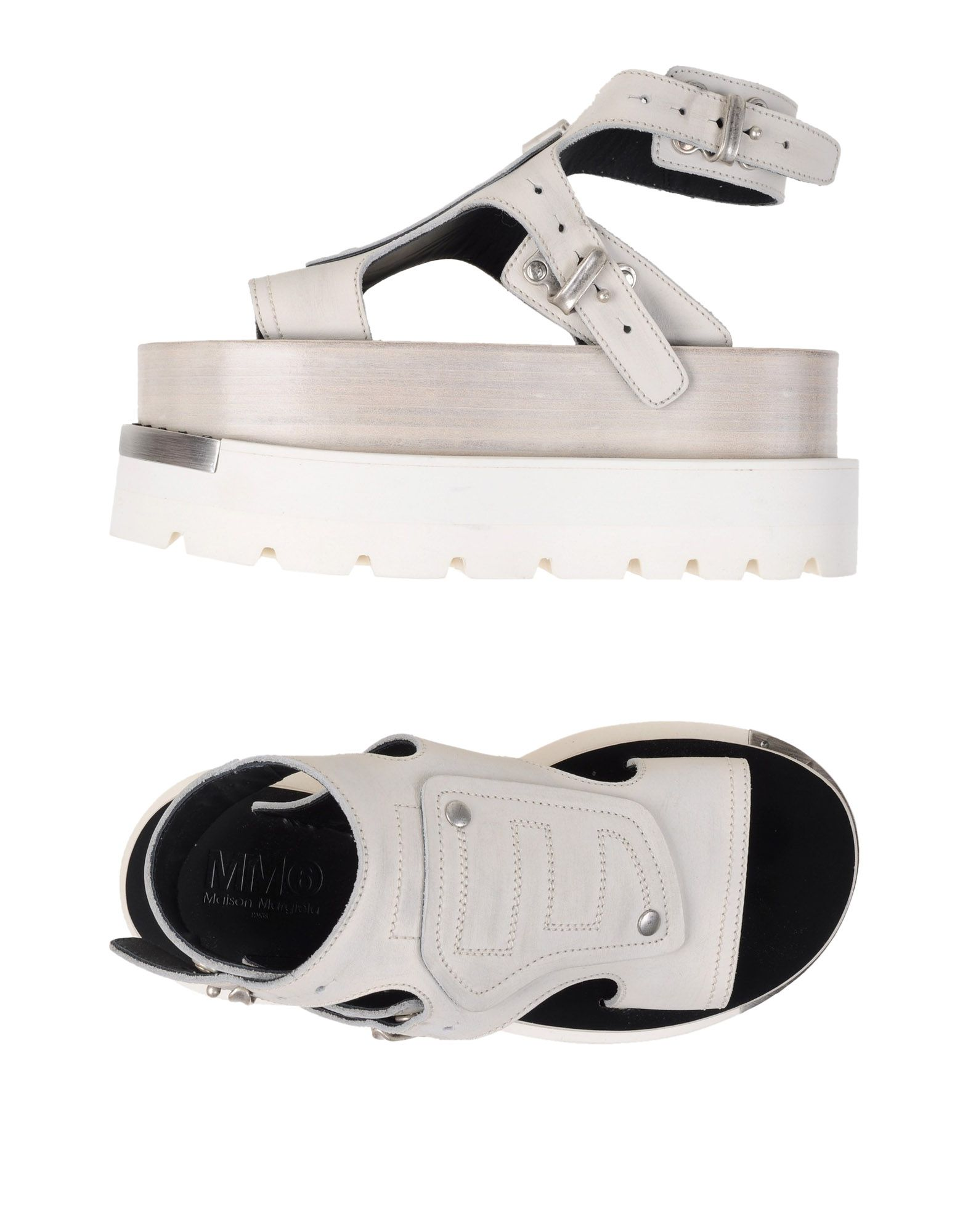 Mm6 Maison Margiela Sandalen Damen  11114182VC Neue Schuhe