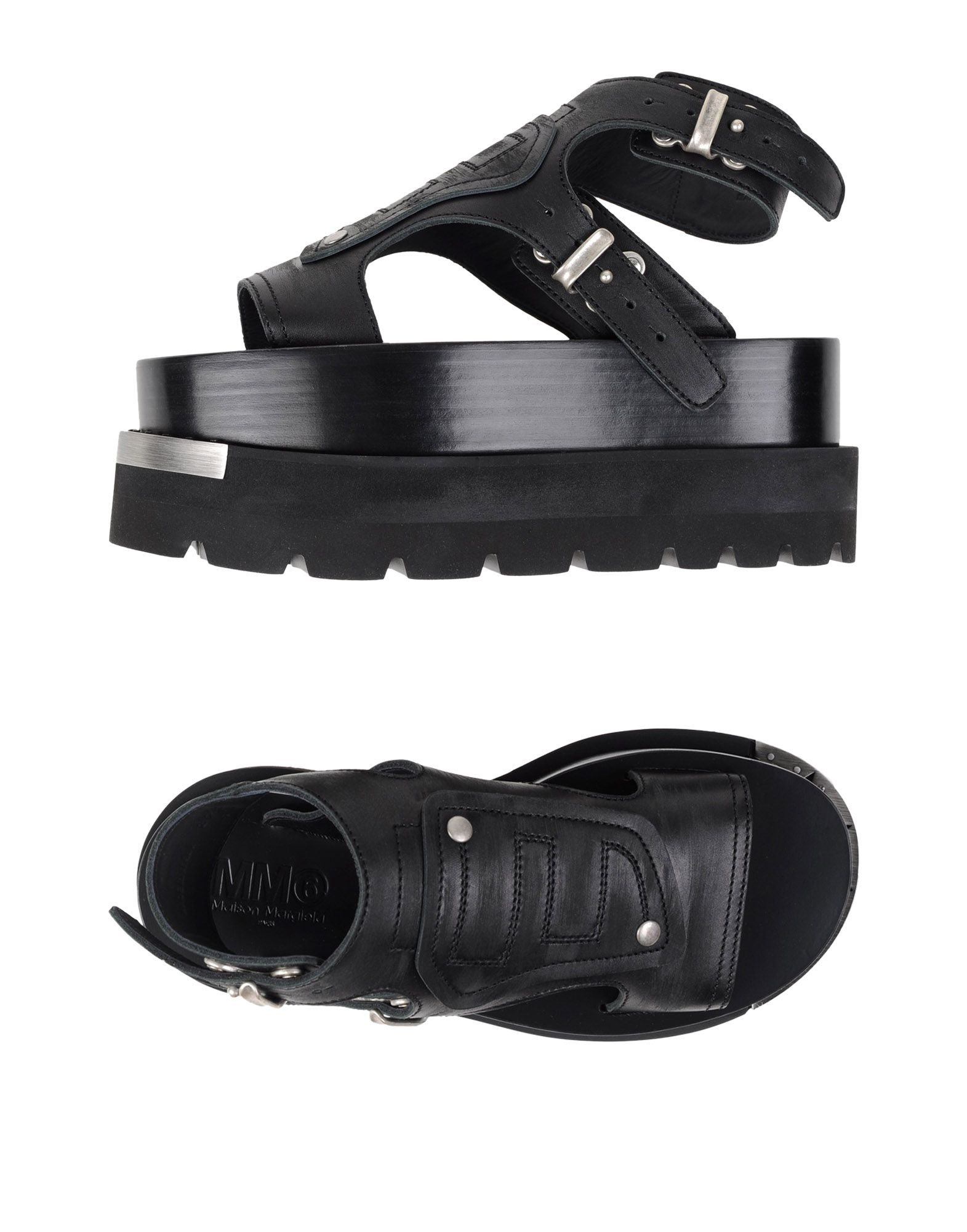Mm6 Maison Margiela Damen Sandalen Damen Margiela  11114182XVGünstige gut aussehende Schuhe 15c212
