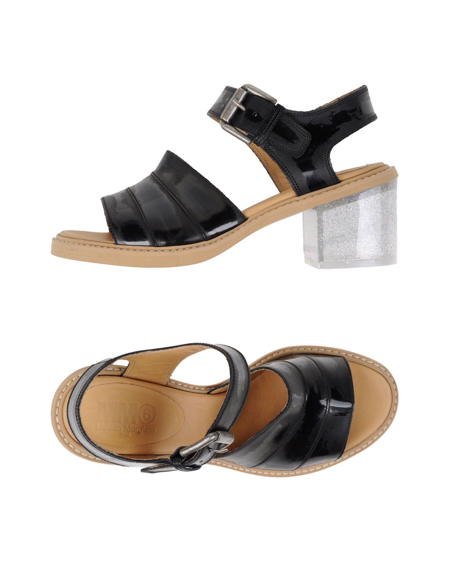 Mm6  Maison Margiela Sandalen Damen  Mm6 11114195PH Neue Schuhe de0cf4