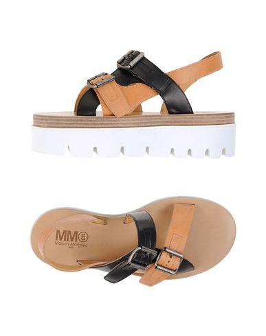 mm6 maison margiela sandales femmes mm6 maison maison maison margiela sandales en ligne sur yoox royaume uni 11114403cu | Attrayant Et Durable  730be9