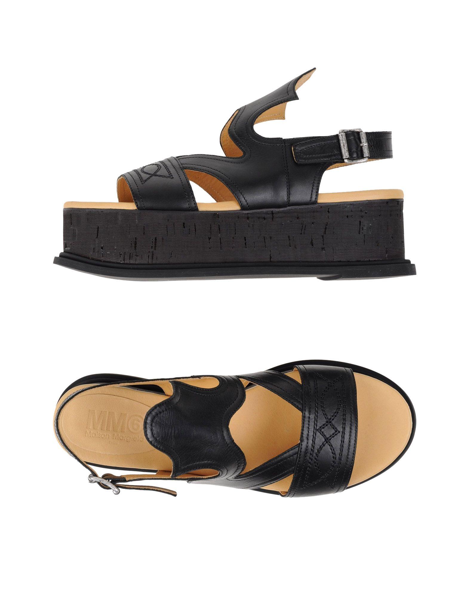 Mm6 Maison Margiela  Sandalen Damen  Margiela 11114410WB Neue Schuhe 3c7228