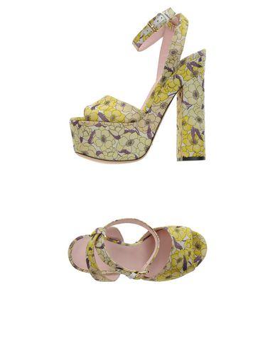 Los últimos zapatos y de descuento para hombres y zapatos mujeres Sandalia Giamba Mujer - Sandalias Giamba - 11114465IN Amarillo claro c32b9b
