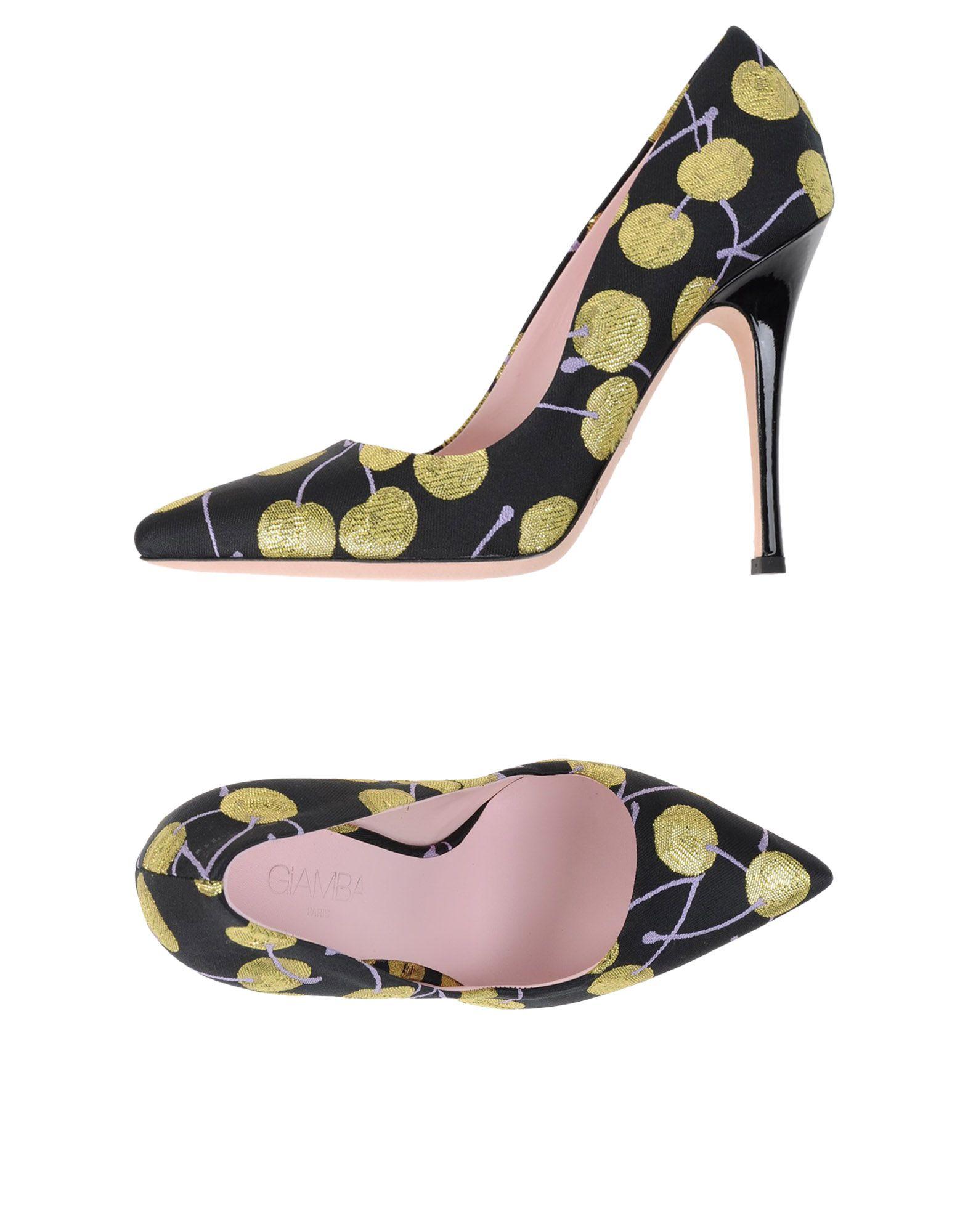 Giamba Pumps Damen  11114480BU Gute Qualität beliebte Schuhe