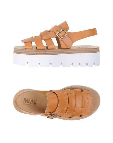 mm6 mm6 mm6 maison margiela sandales femmes mm6 maison margiela sandales en ligne sur yoox royaume uni 11114925fi | Dans De Nombreux Styles  3f1cb6