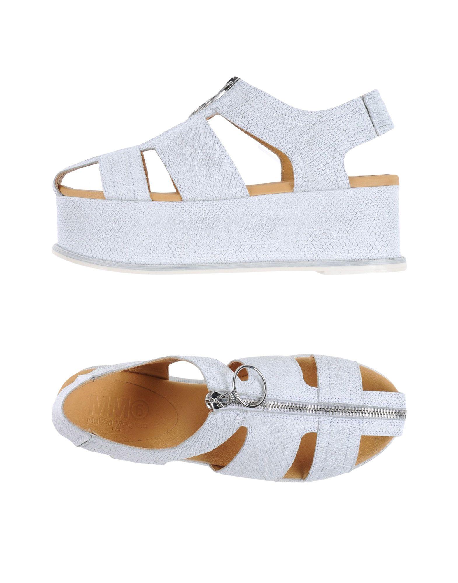 Mm6 Maison Margiela Sandals - - - Women Mm6 Maison Margiela Sandals online on  Canada - 11114946LD 0cdb44