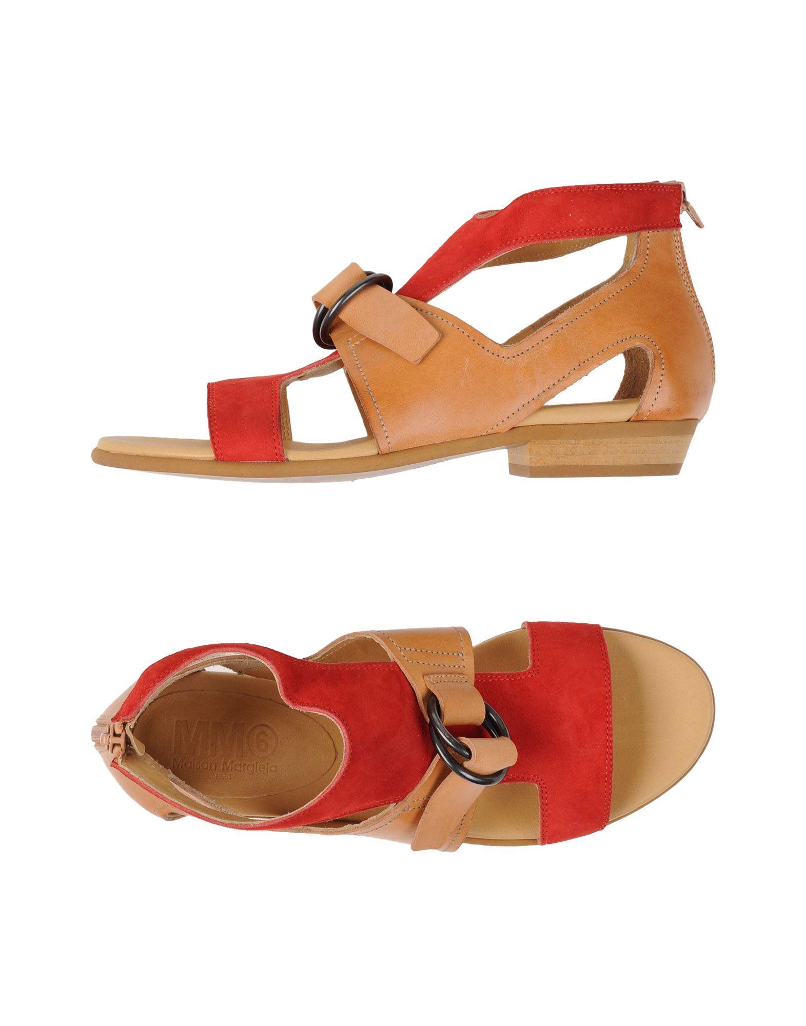 Rabatt Schuhe Mm6 Maison 11114976NN Margiela Sandalen Damen  11114976NN Maison 418c94