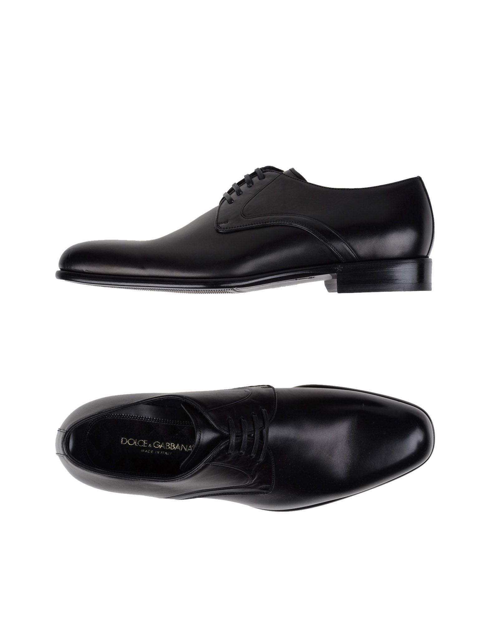Dolce & Gabbana Schnürschuhe Herren  11115108JO Gute Qualität beliebte Schuhe