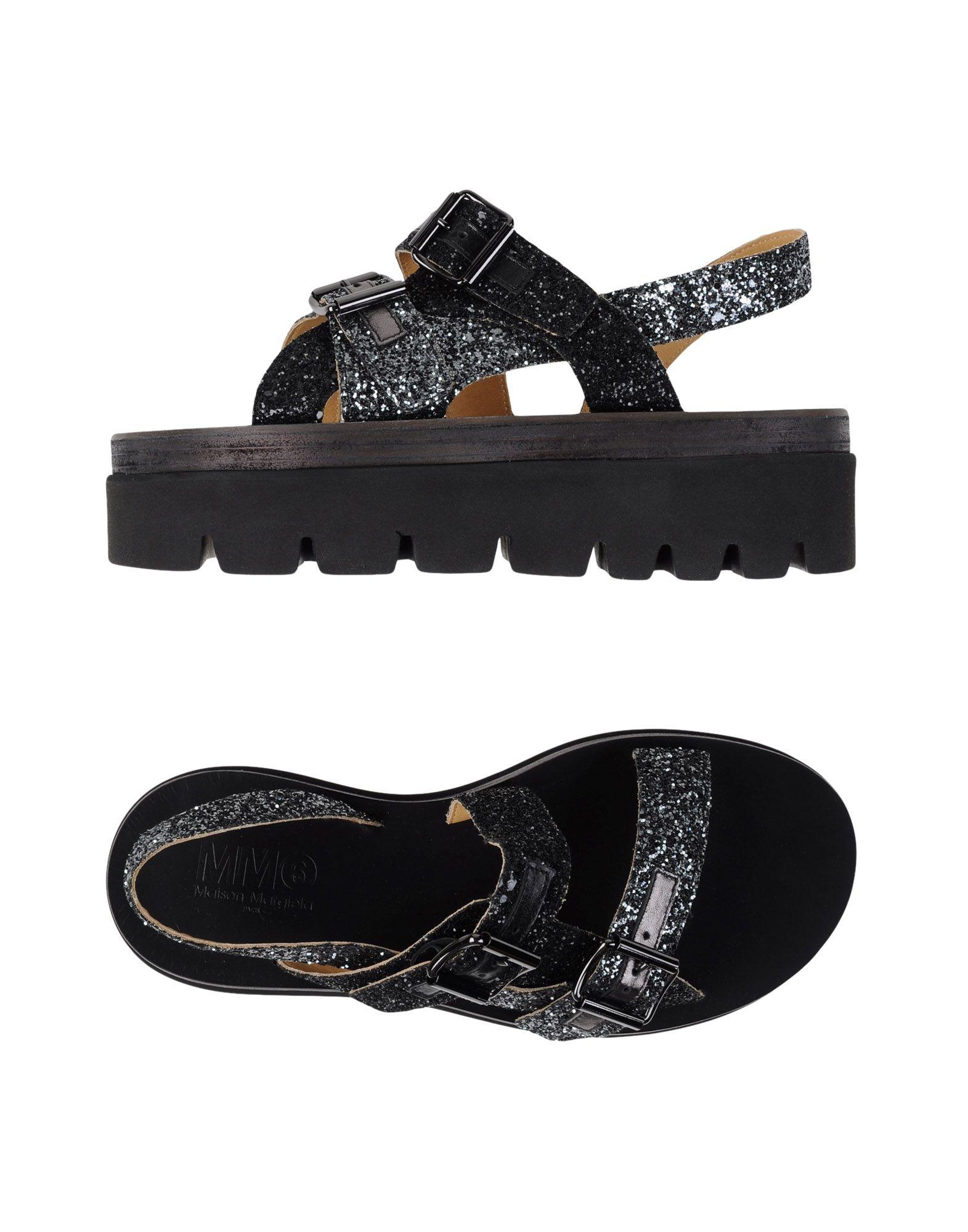 Stilvolle billige Schuhe Mm6 Maison Margiela Sandalen Damen  11115244QL