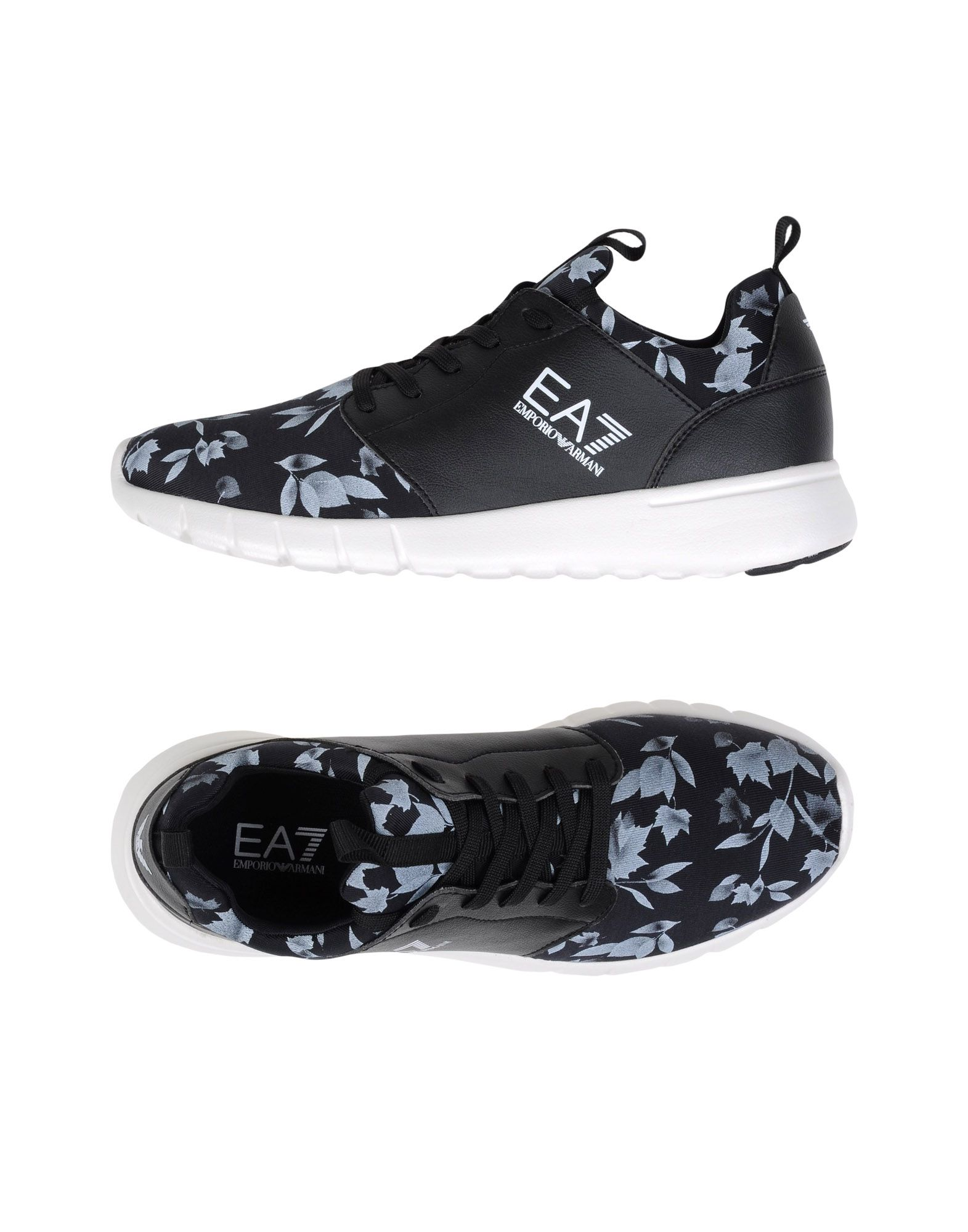 Sneakers Ea7 Lifestyle New Race Stampa Foglia - Donna - 11115829KW