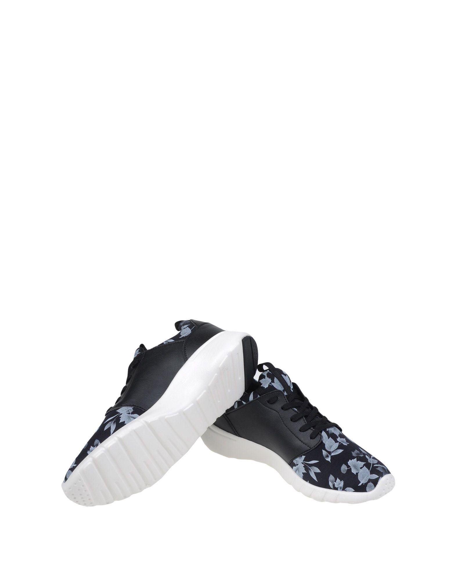 Sneakers Ea7 Lifestyle - New Race Stampa Foglia - Lifestyle Donna - 11115829KW 404160