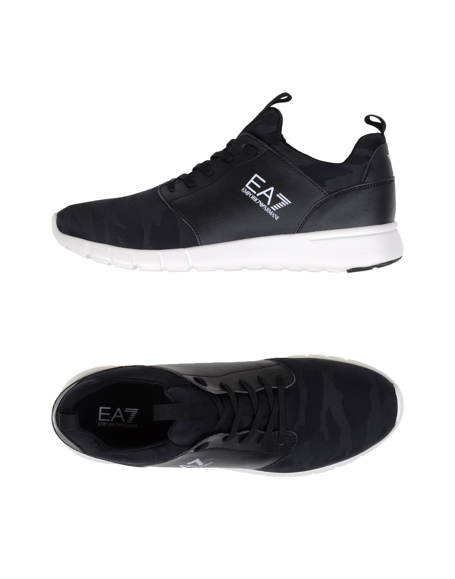 Sneakers Ea7 New Racer Stampa Camouflage M - Uomo - 11115831WL