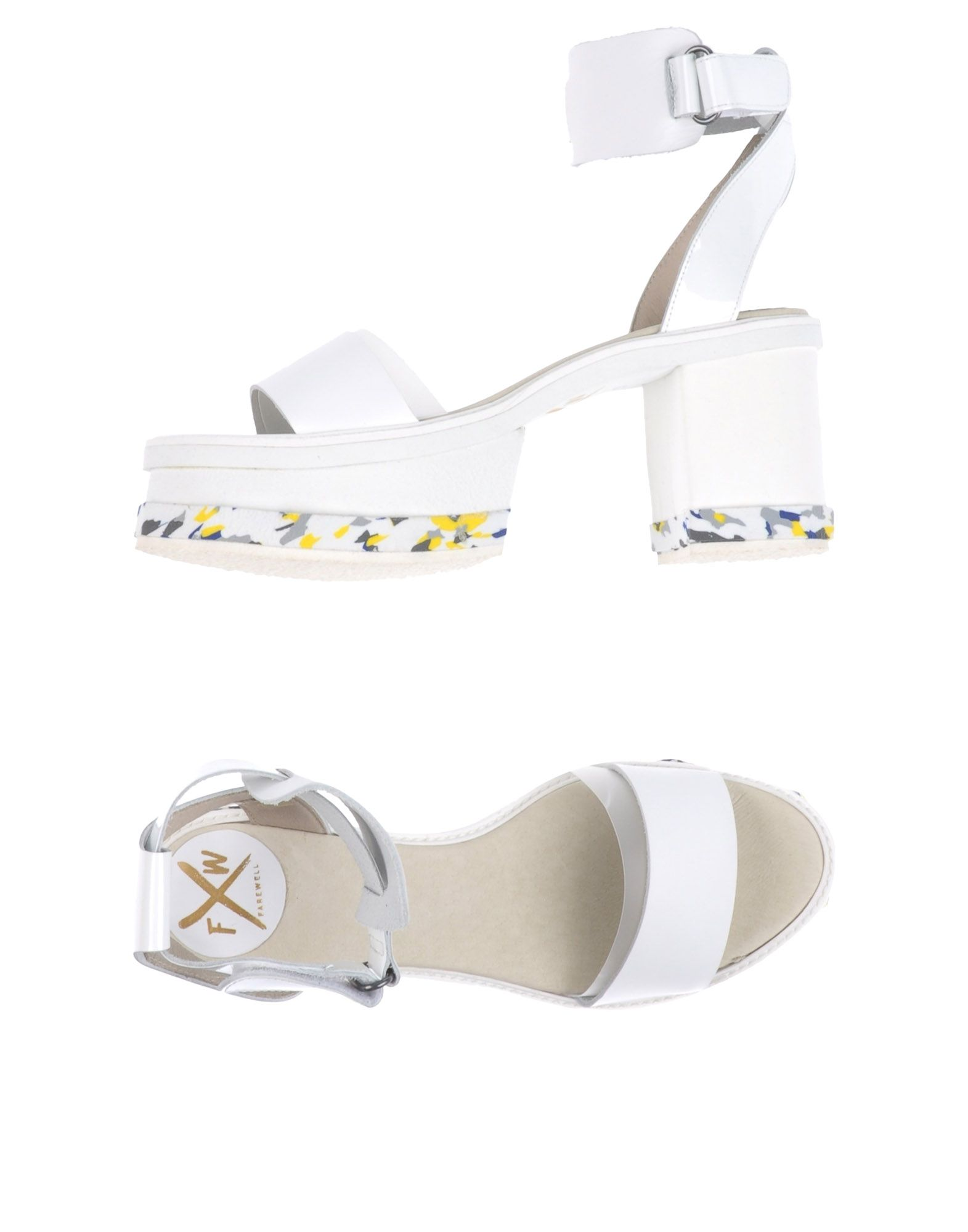 Farewell  Footwear Sandalen Damen  11115856OG